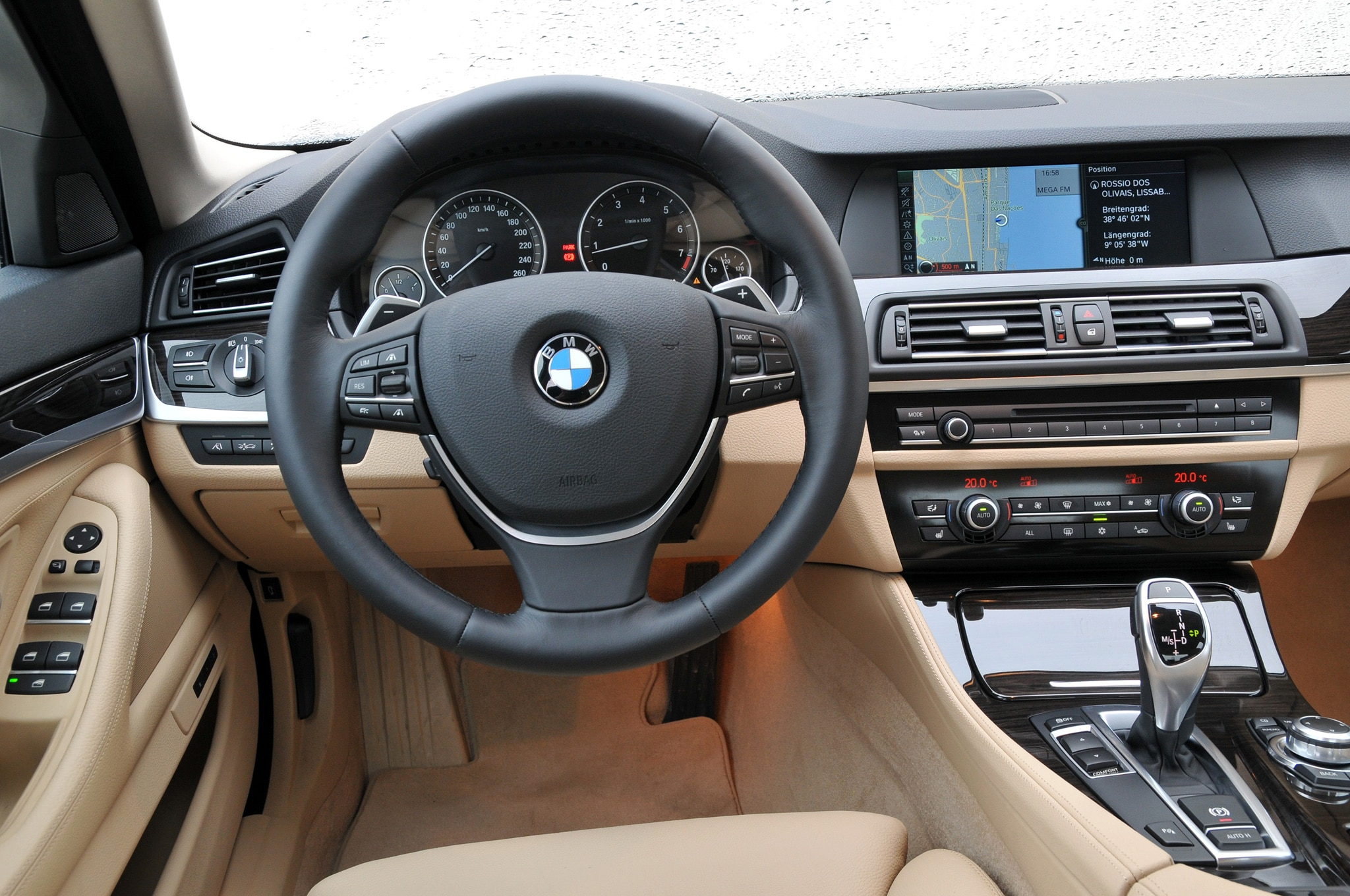 2014 Bmw 535d Smokes Up New Ad