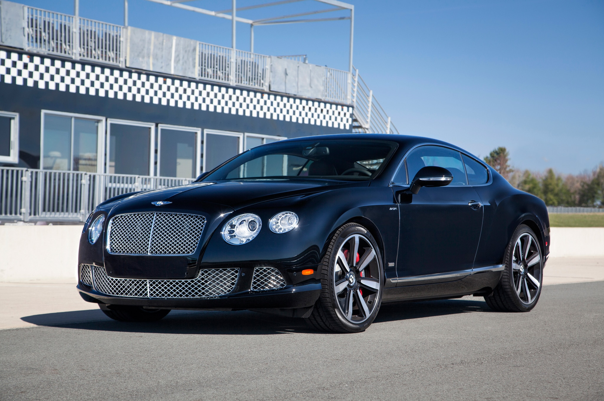 Bentley continental gt w12 review autoevolution - 2013 Bentley Continental Gtc V8 Editors Notebook Automobile 2013 Bentley Continental Gt W12 Vanachro Images