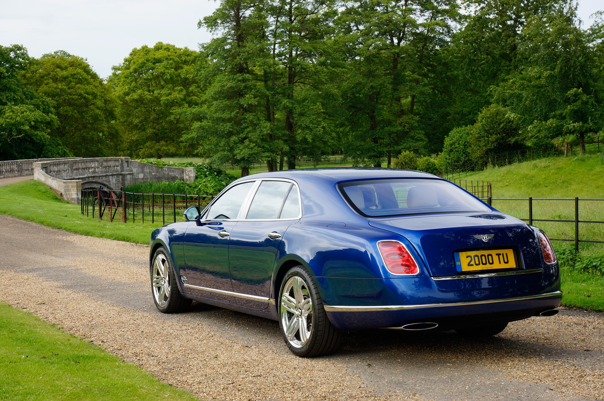 The Bentley Mulsanne S Very Limited: Bentley Mulsanne Le Mans Limited Edition Revealed