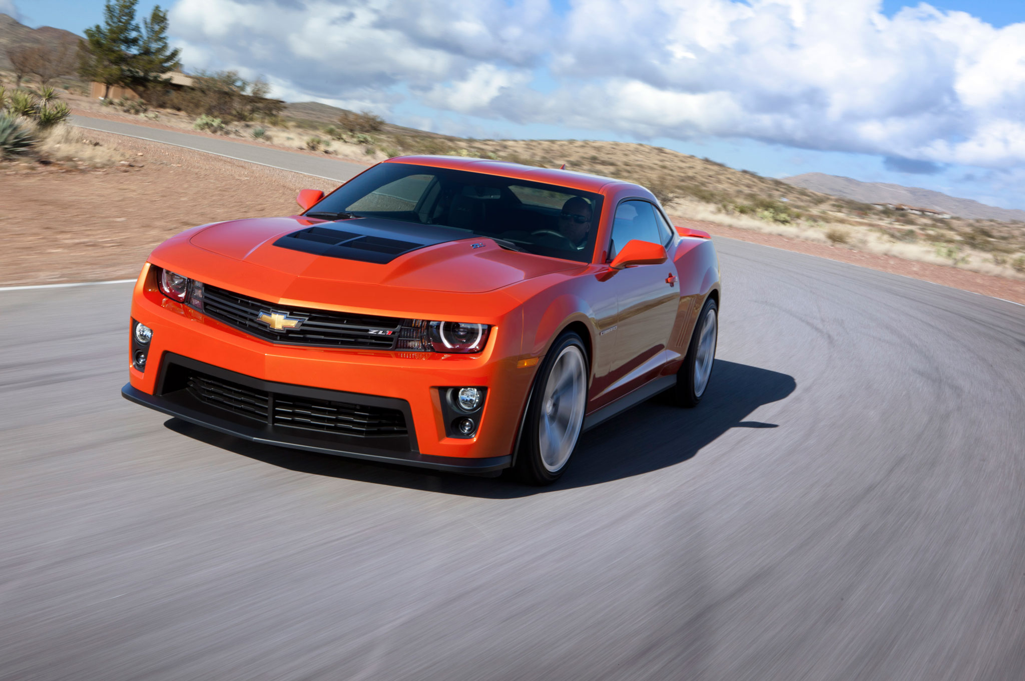 Chevrolet Camaro Leads March Sports Car Sales