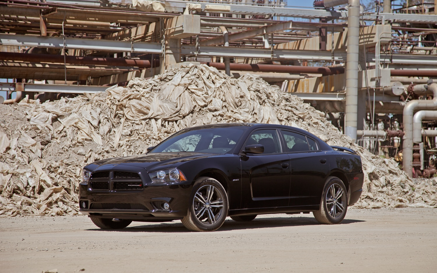 2013 dodge charger r t awd - Dodge Charger 2013 White Black Rims