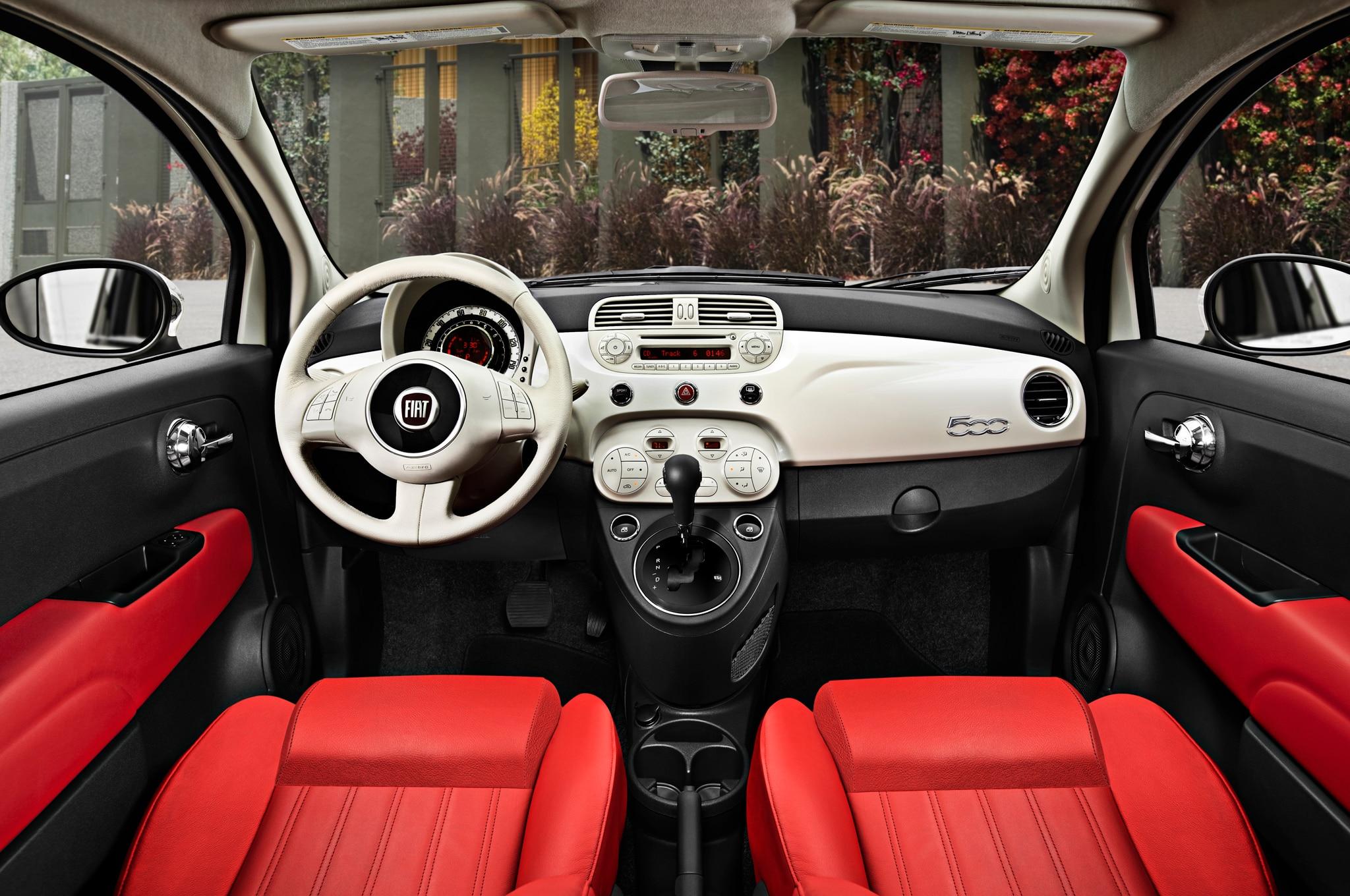 First Drive 2013 Fiat 500 Turbo  Automobile Magazine