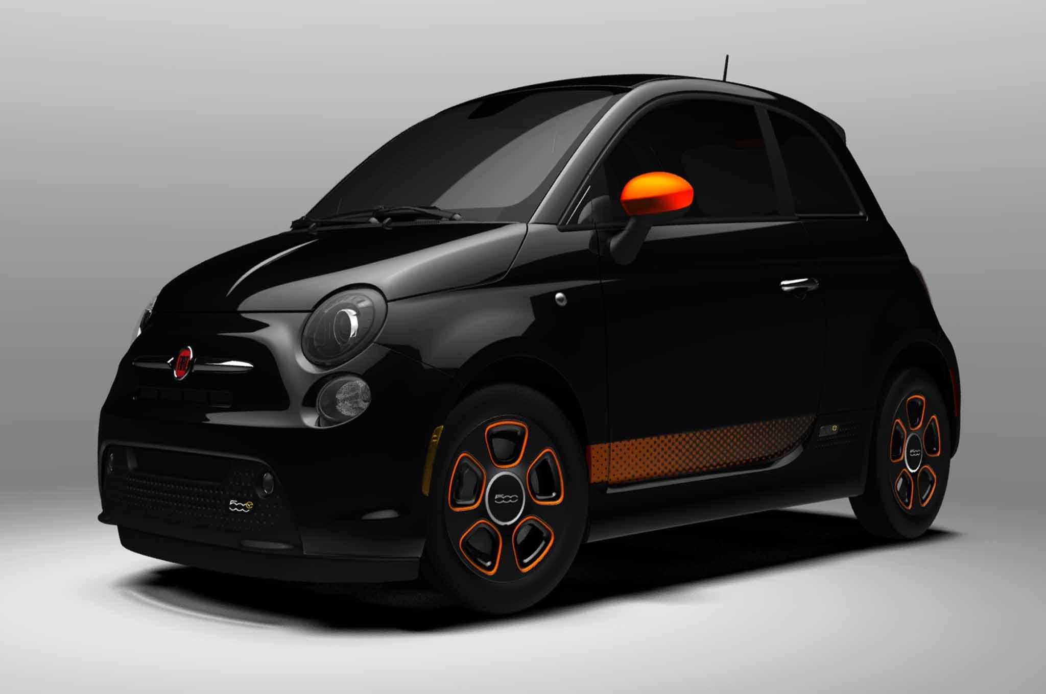 second look 2013 fiat 500e automobile magazine. Black Bedroom Furniture Sets. Home Design Ideas
