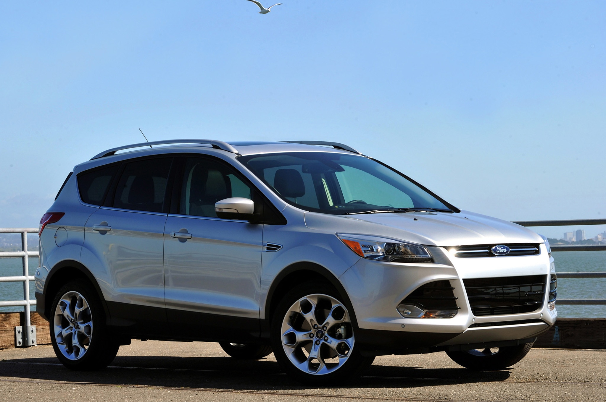 First Look: 2013 Ford Escape - Automobile Magazine