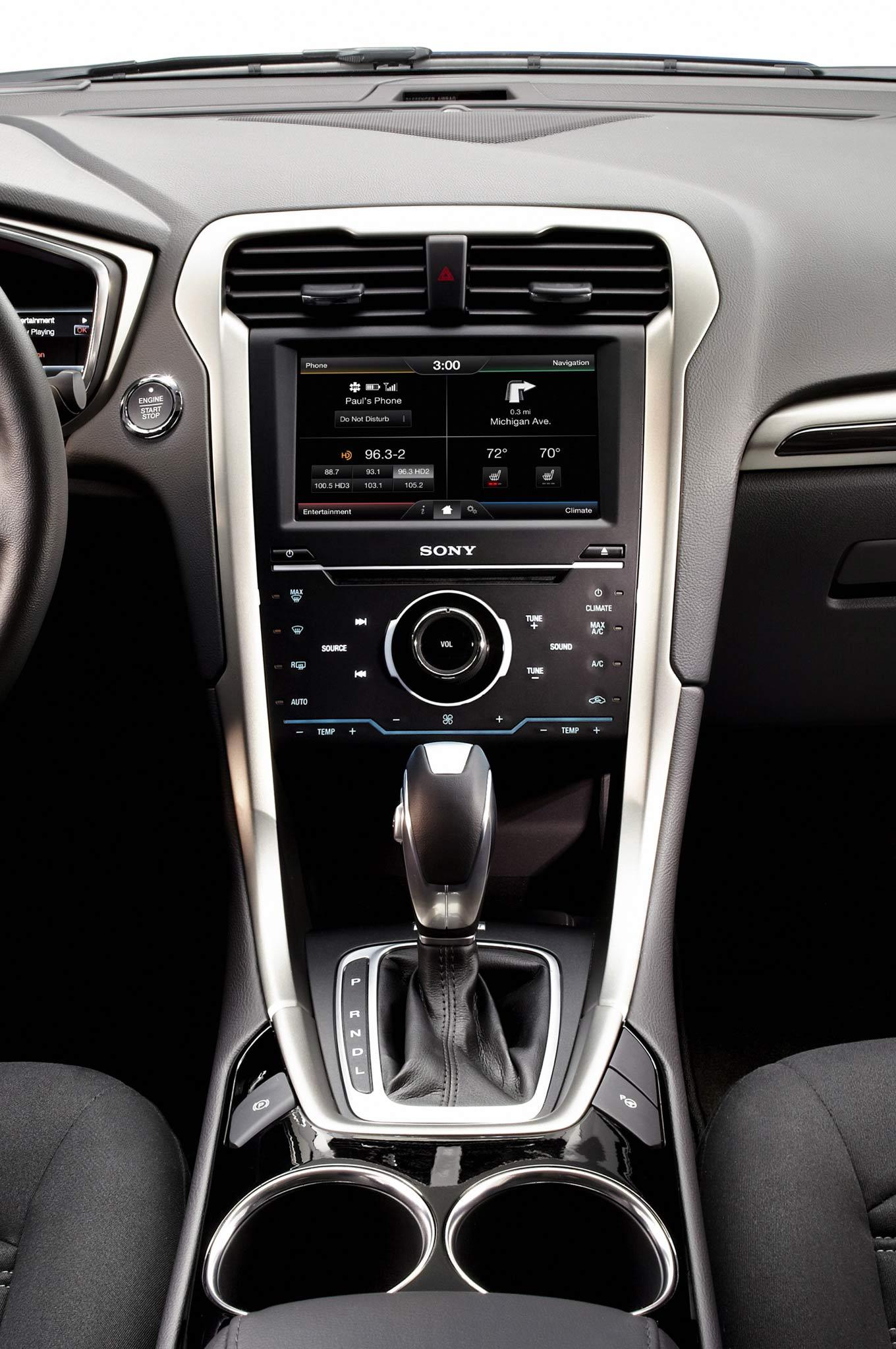 Four Modified 2013 Ford Fusion Sedans Head To SEMA