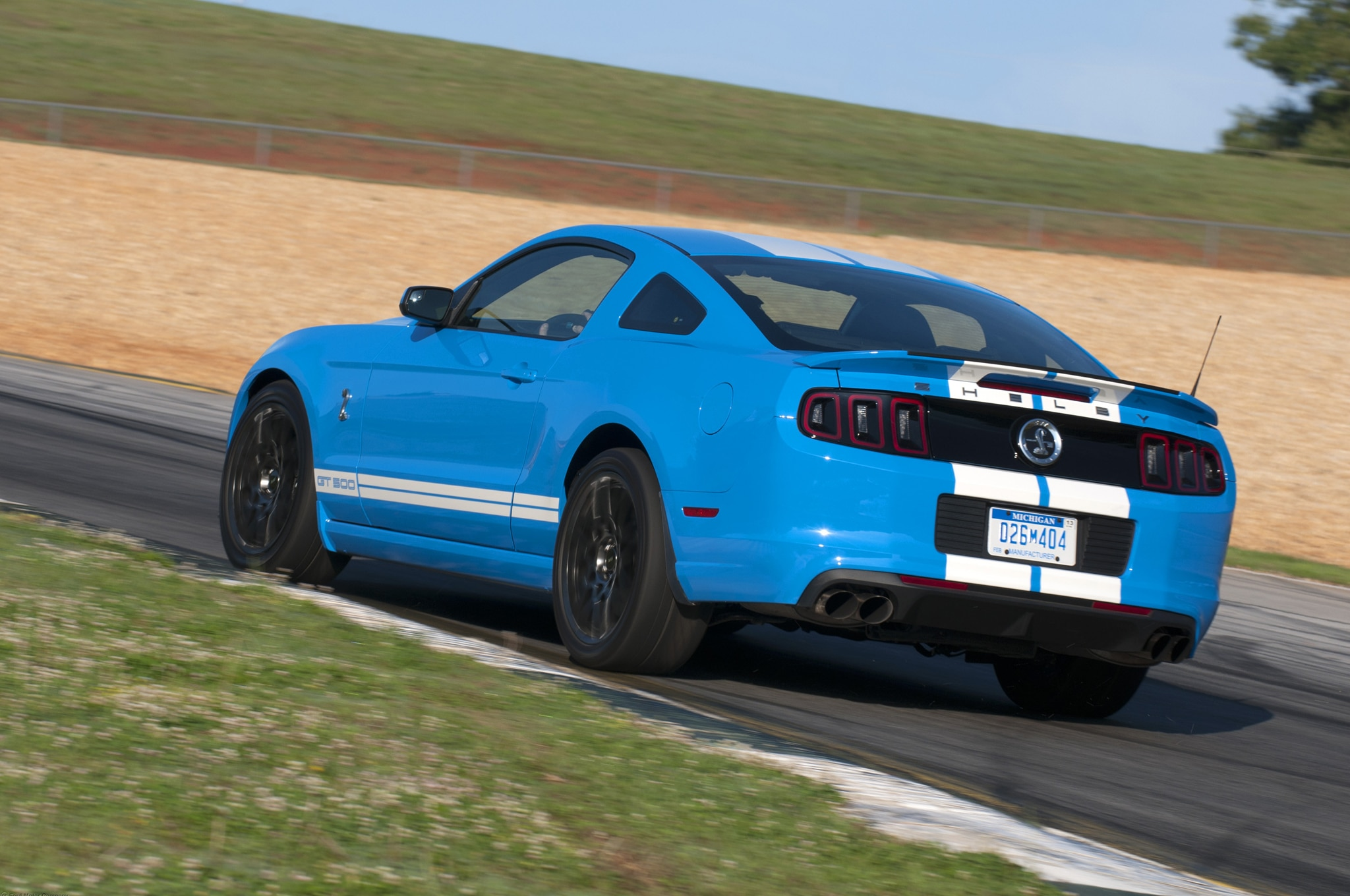 2011 Shelby Gt500 -- Original 2013 Write-up