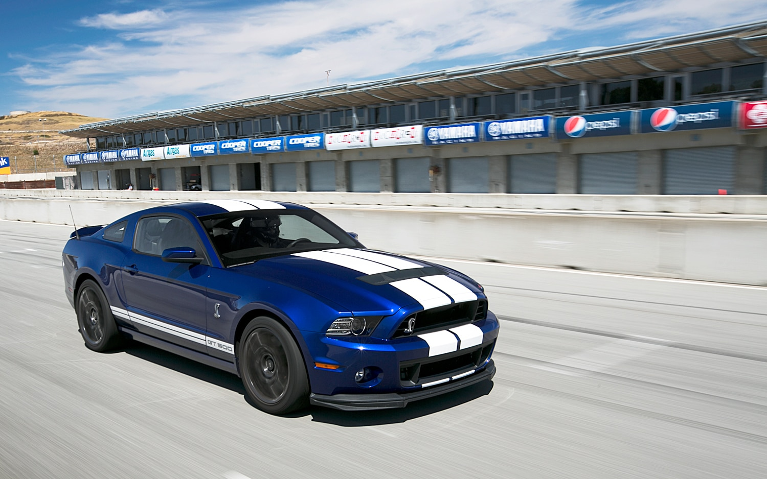 What Is The Horse Power On The 2015 Mustang Super Snake
