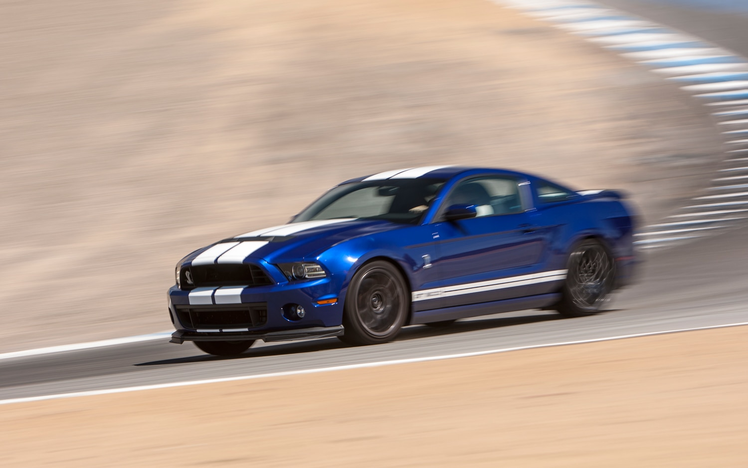2013 Ford Shelby Gt500 First Drive Automobile Magazine