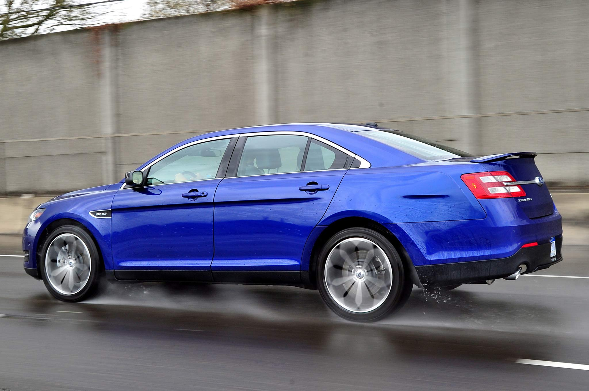 First Drive 2013 Ford Taurus SHO Performance Package