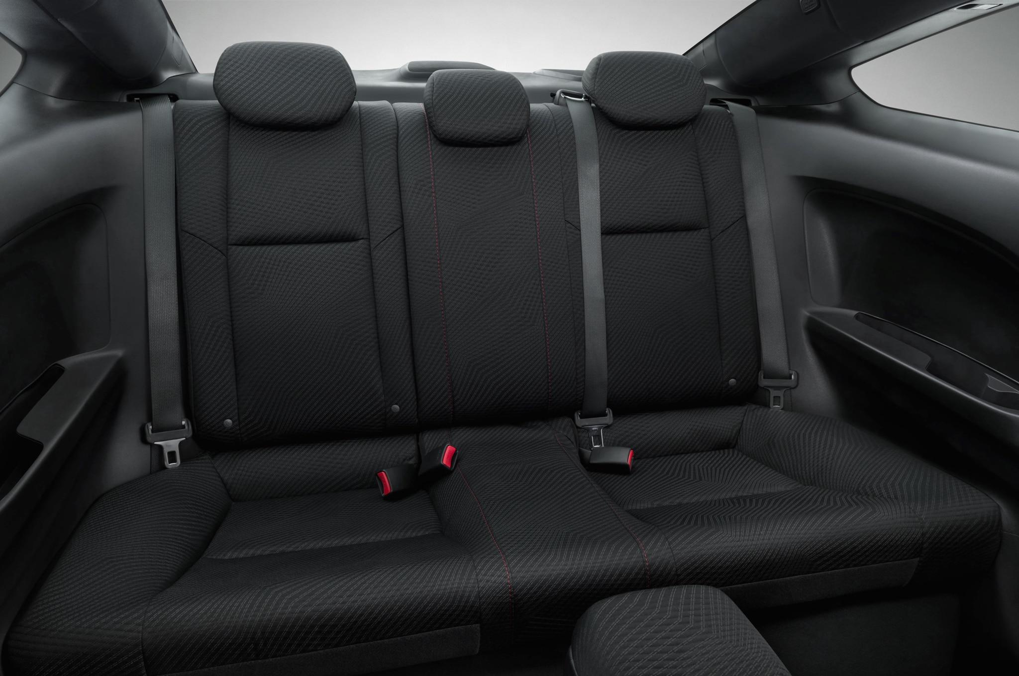 2013 Honda Civic Si Sedan Interior