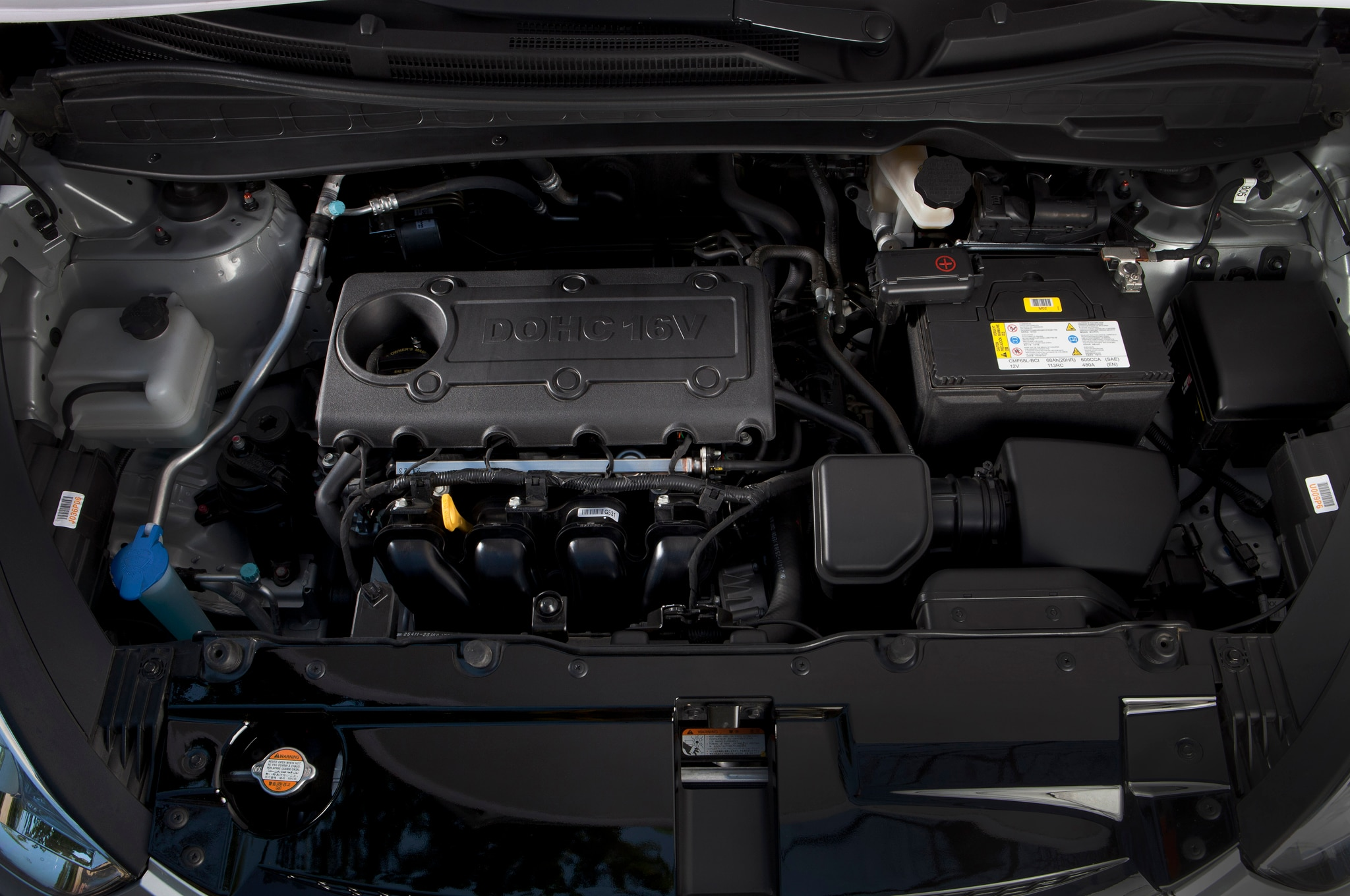 2014 Hyundai Tucson Adds Direct Injection Engines More