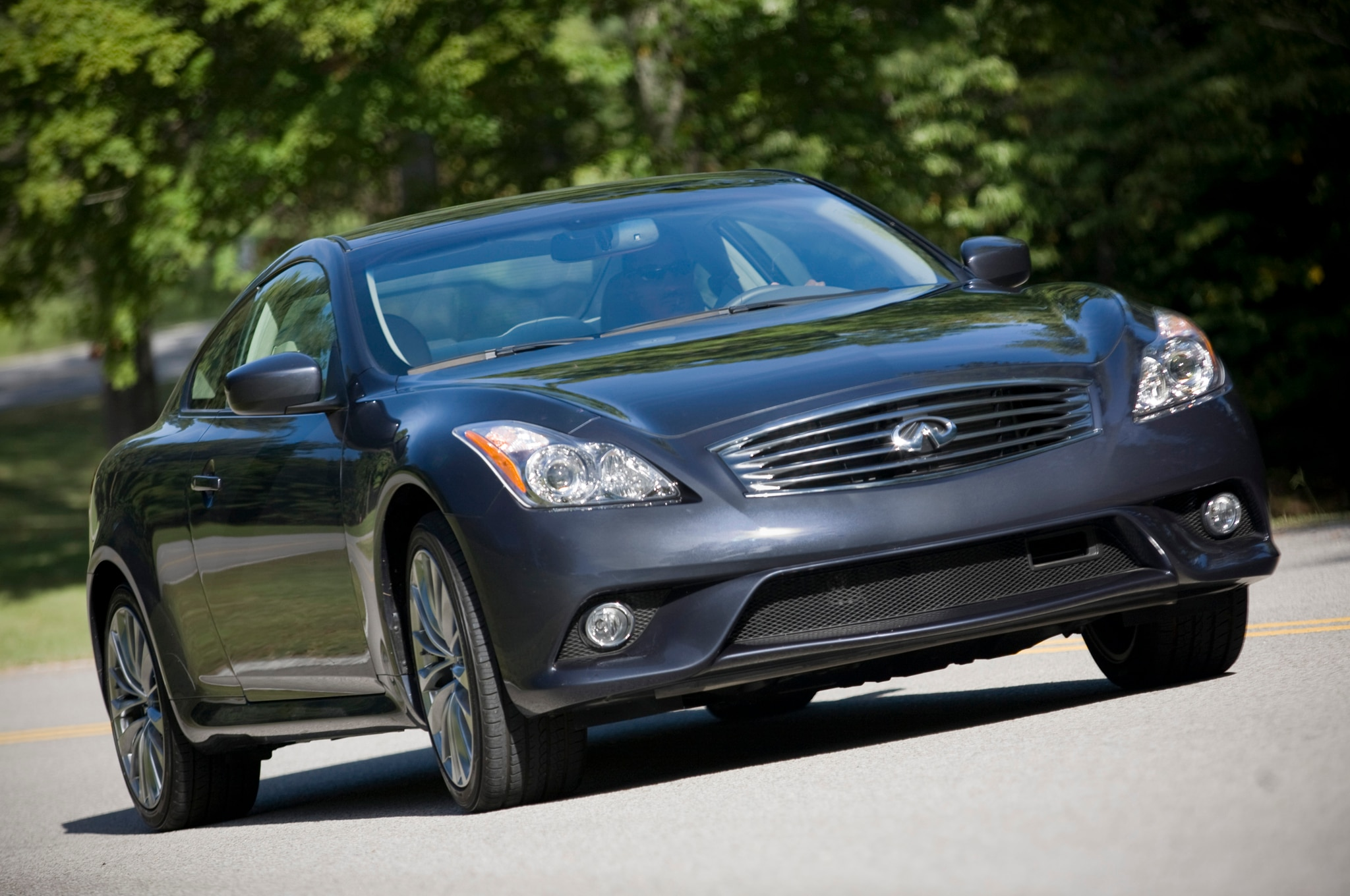 2013 Infiniti G37 Journey >> 2013 Infiniti IPL G37 Convertible - Editors' Notebook - Automobile Magazine