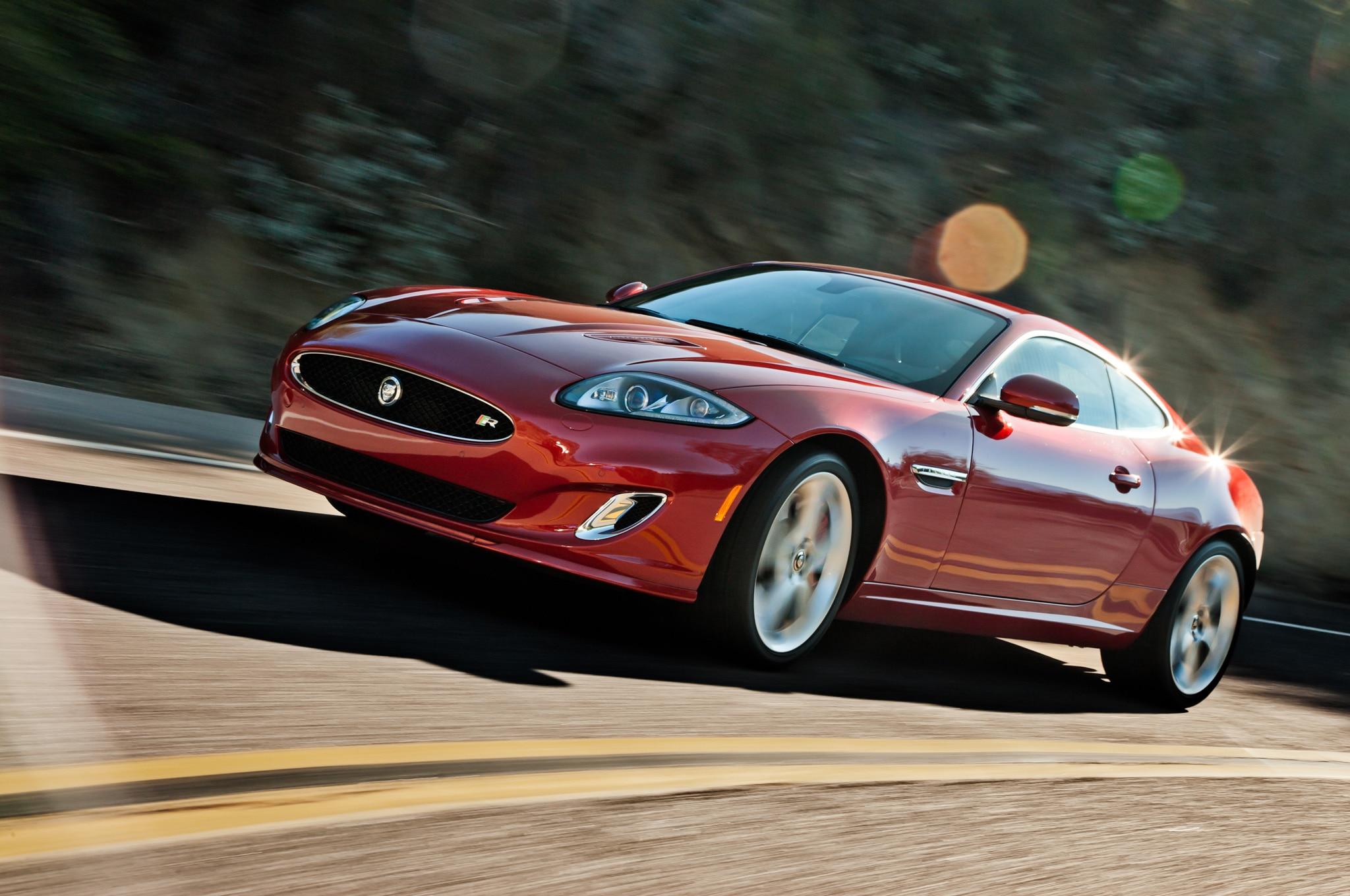 2013 Jaguar Xk Base Price Drops To 79 875 Xkr Drop Top