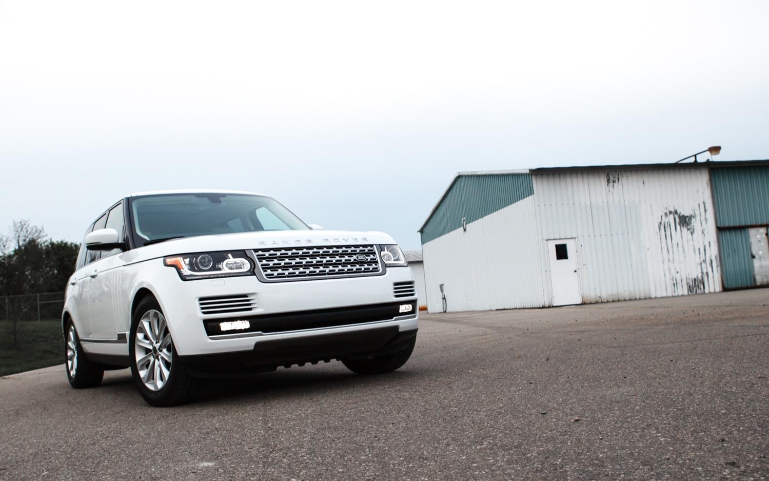2013 land rover range rover editors 39 notebook automobile magazine. Black Bedroom Furniture Sets. Home Design Ideas