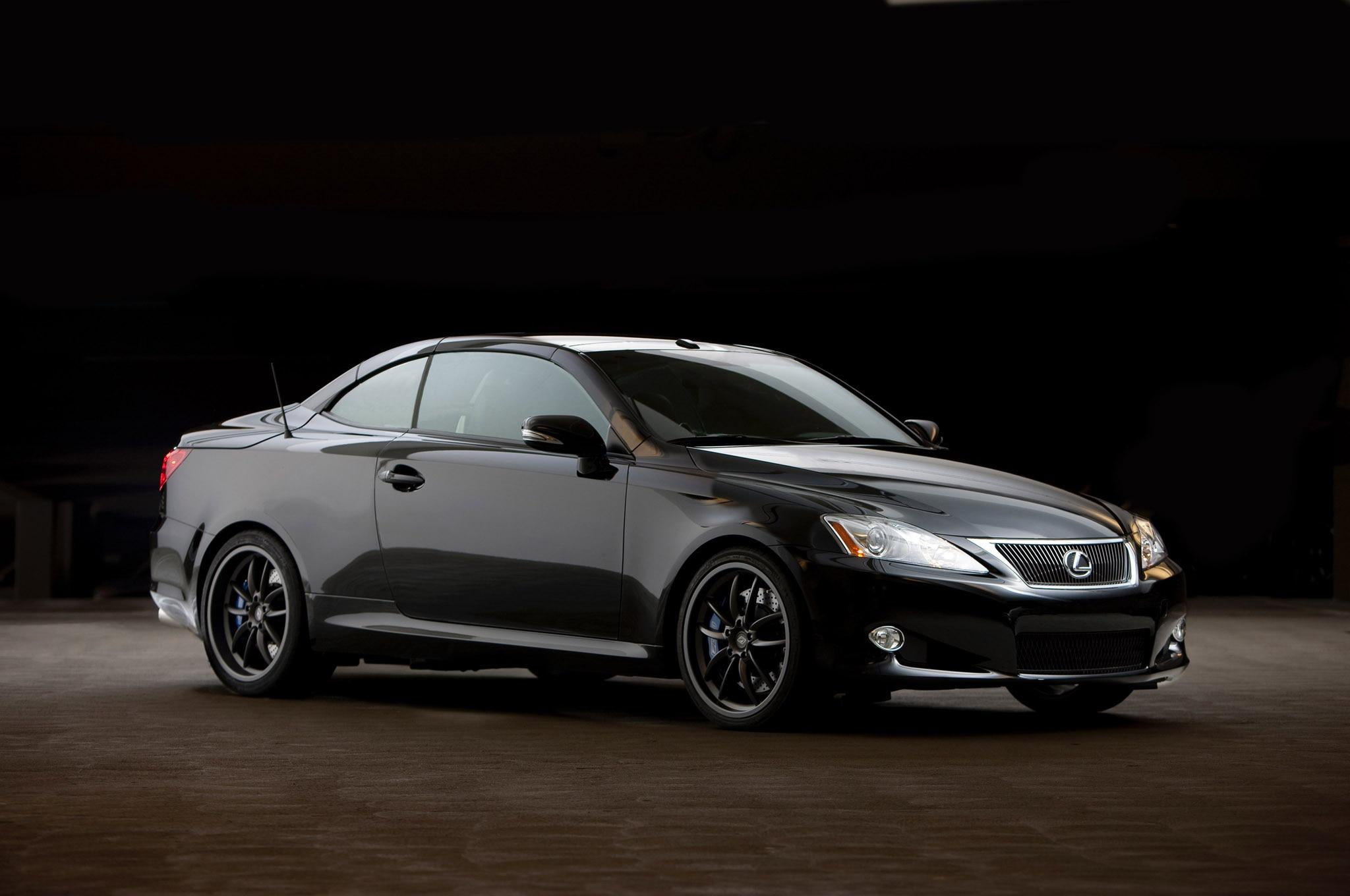 Superior 2013 Lexus ISC F Sport Convertible