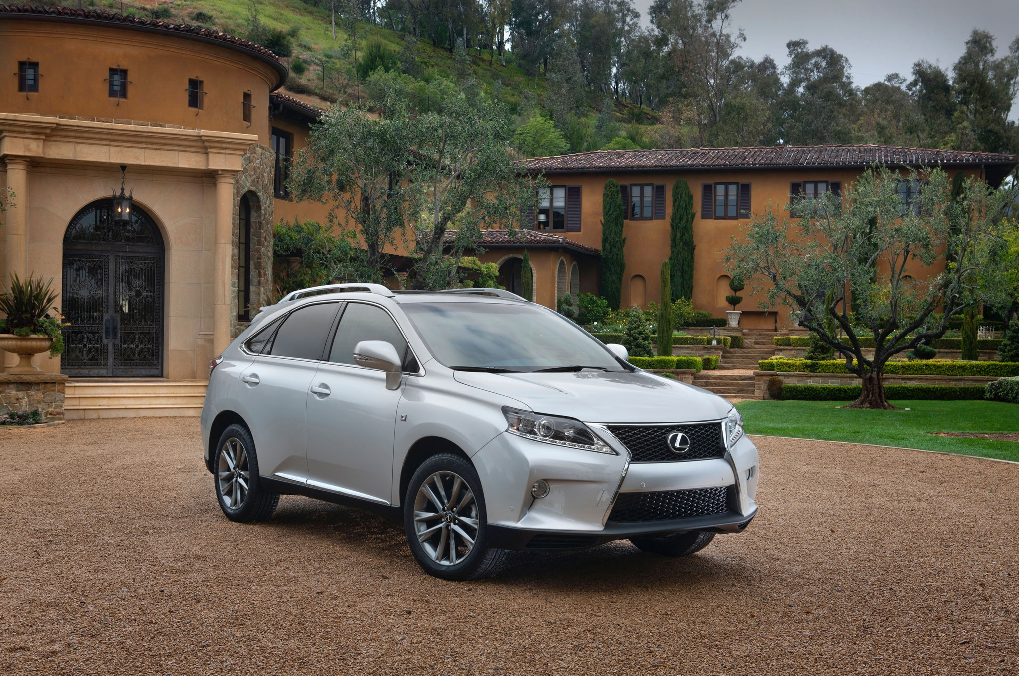 buy test review car lexus drive rx new expert