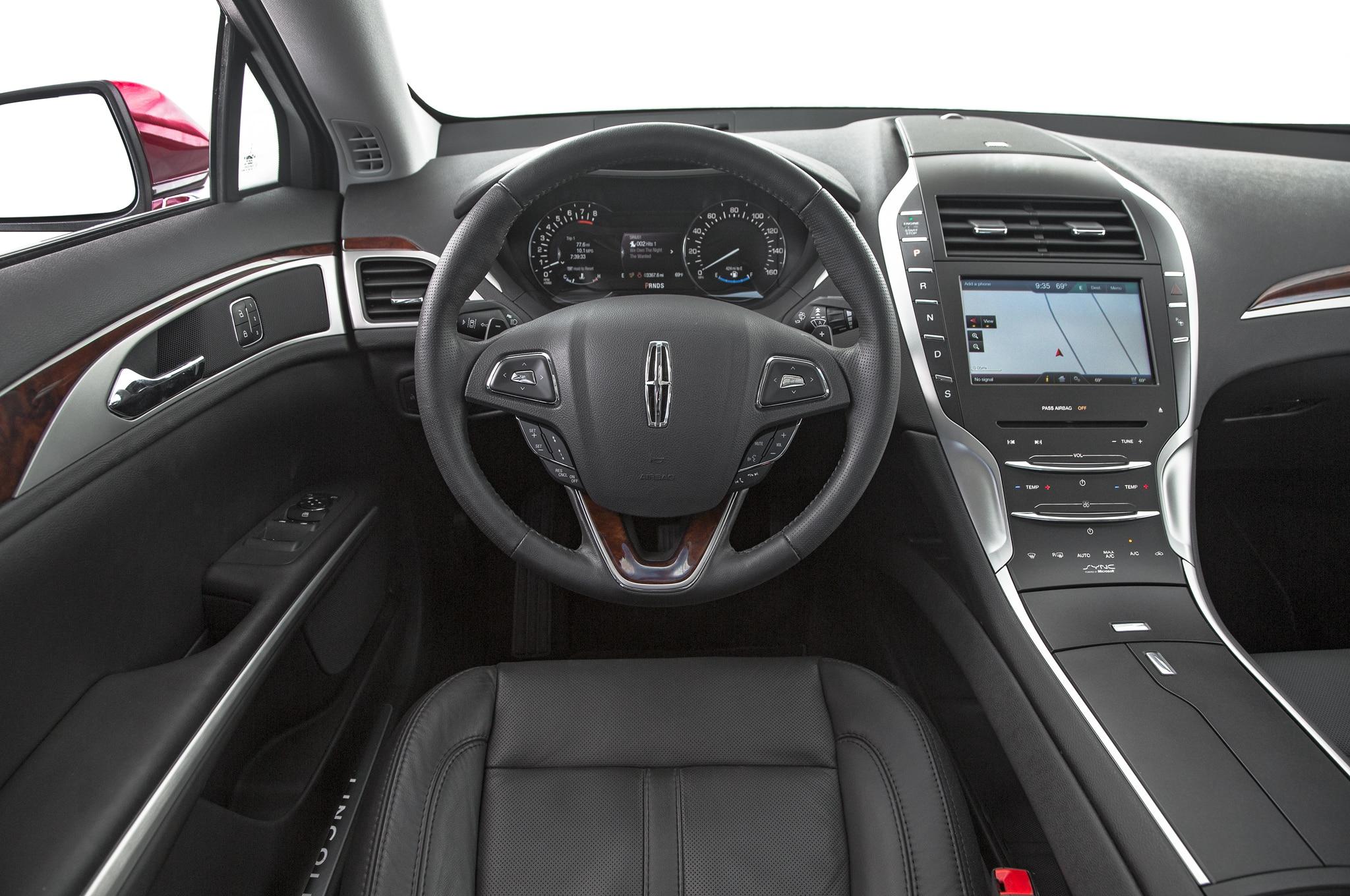 2013 Lincoln Mkz Hybrid First Drive Automobile Magazine