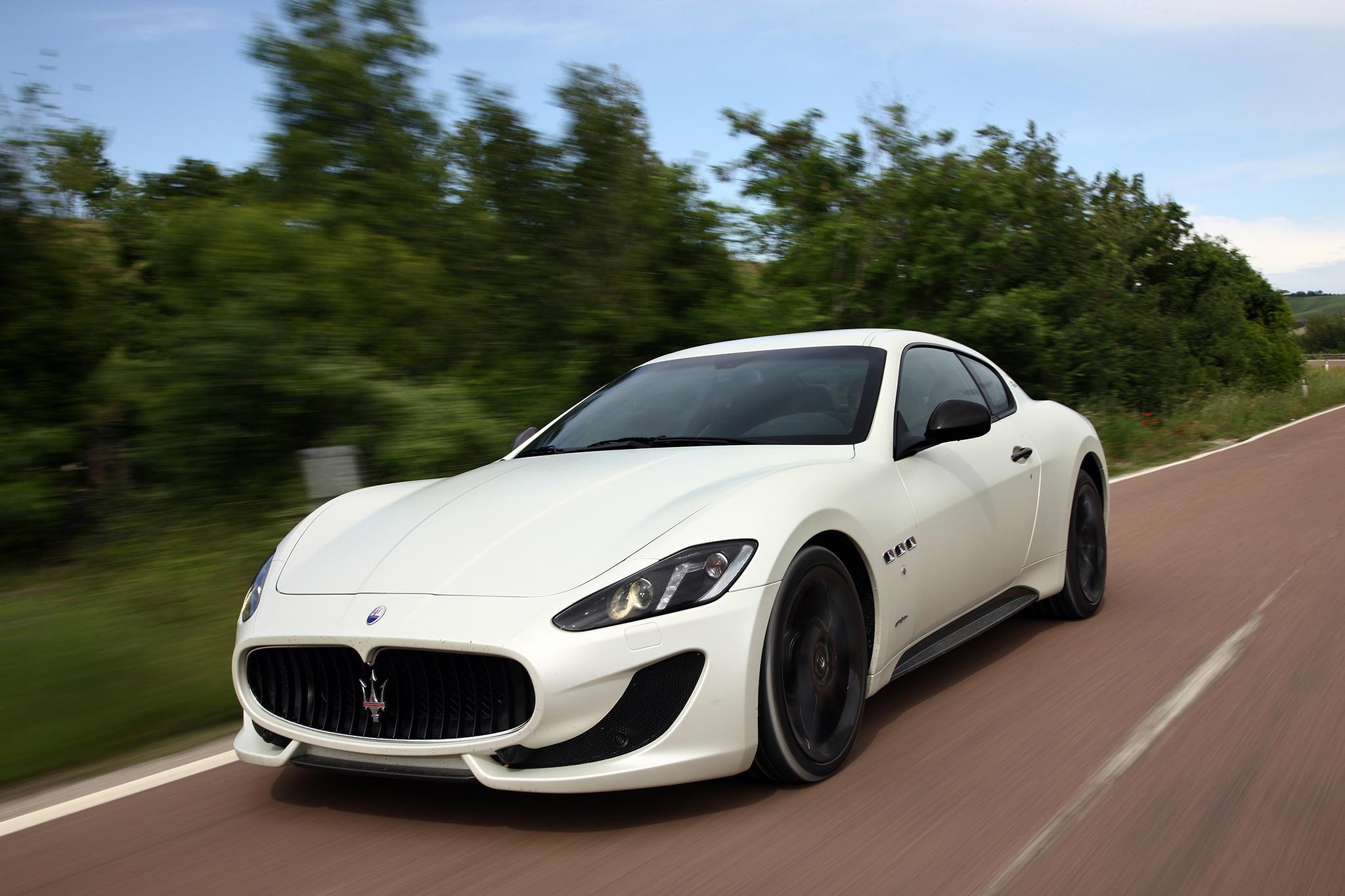 Driven: 2013 Maserati GranTurismo Sport