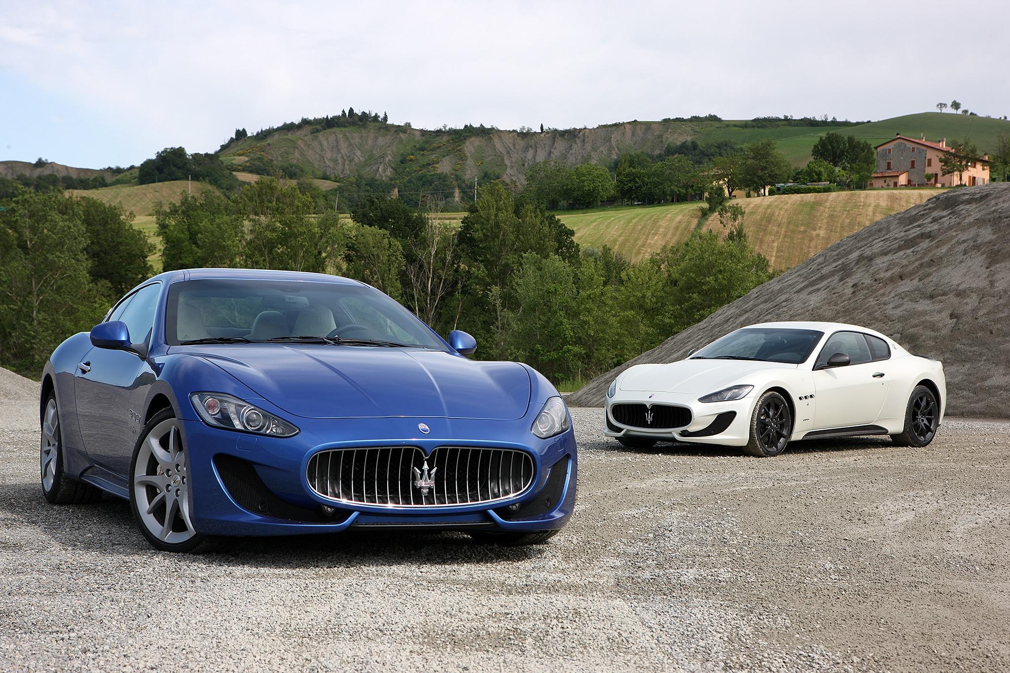 100 Maserati Granturismo 2015 Convertible Used 2015