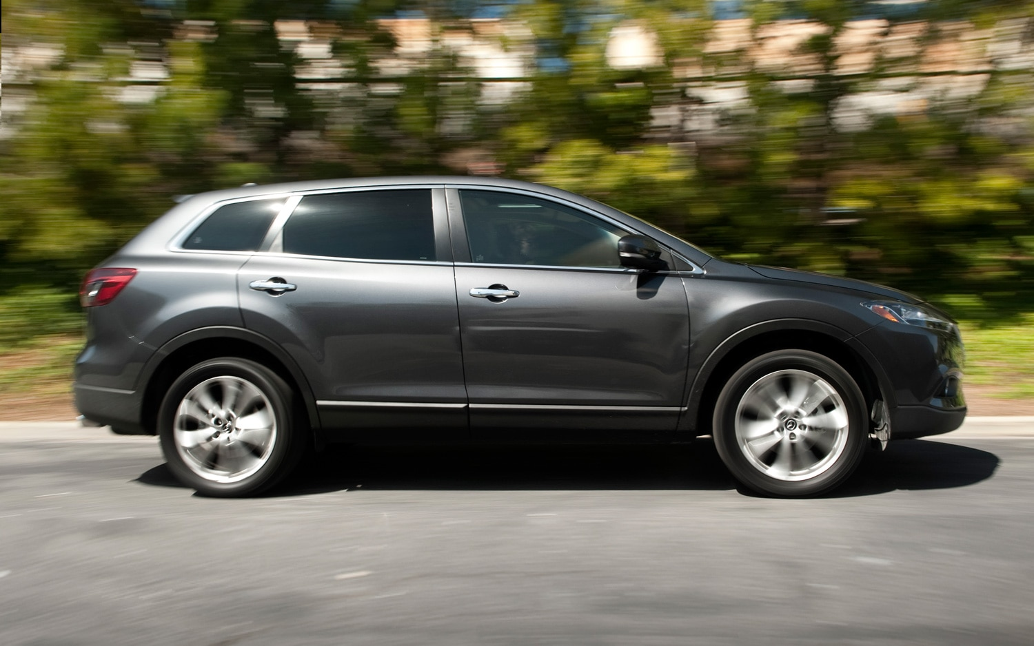 2014 mazda cx 9 pricing starts at 30 780. Black Bedroom Furniture Sets. Home Design Ideas