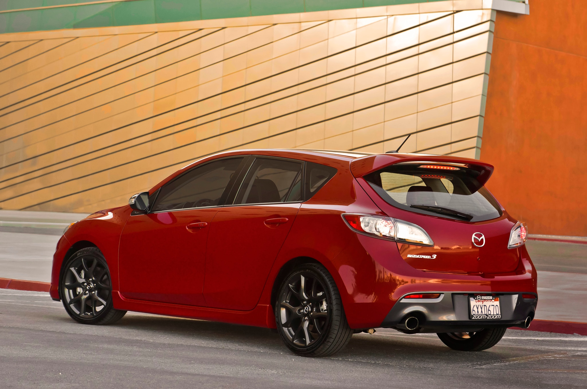 2013 mazda mazdaspeed 3 touring editors 39 notebook automobile magazine. Black Bedroom Furniture Sets. Home Design Ideas