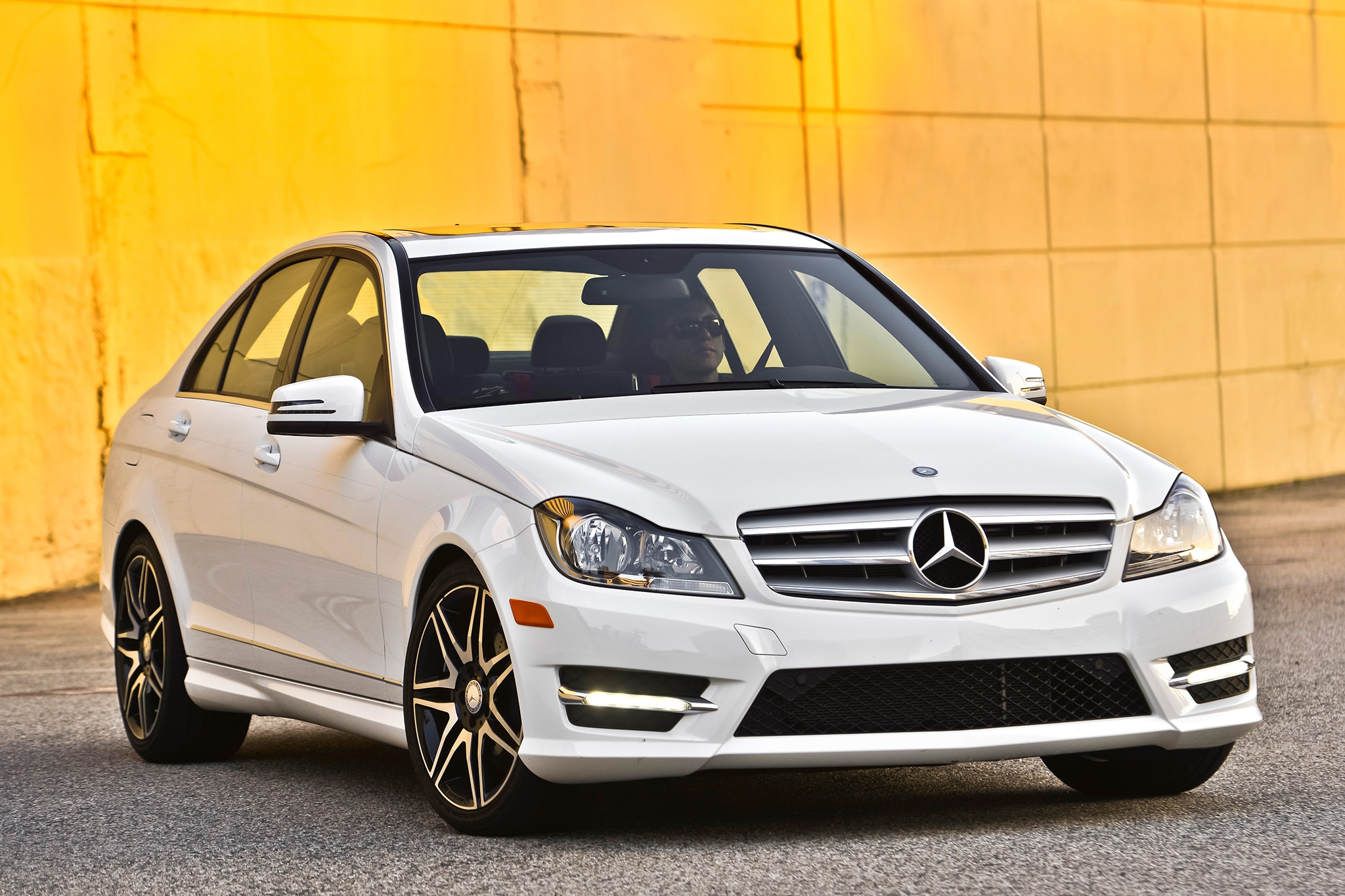 2013 mercedes benz c300 4matic gains power economy m For2013 Mercedes Benz C300