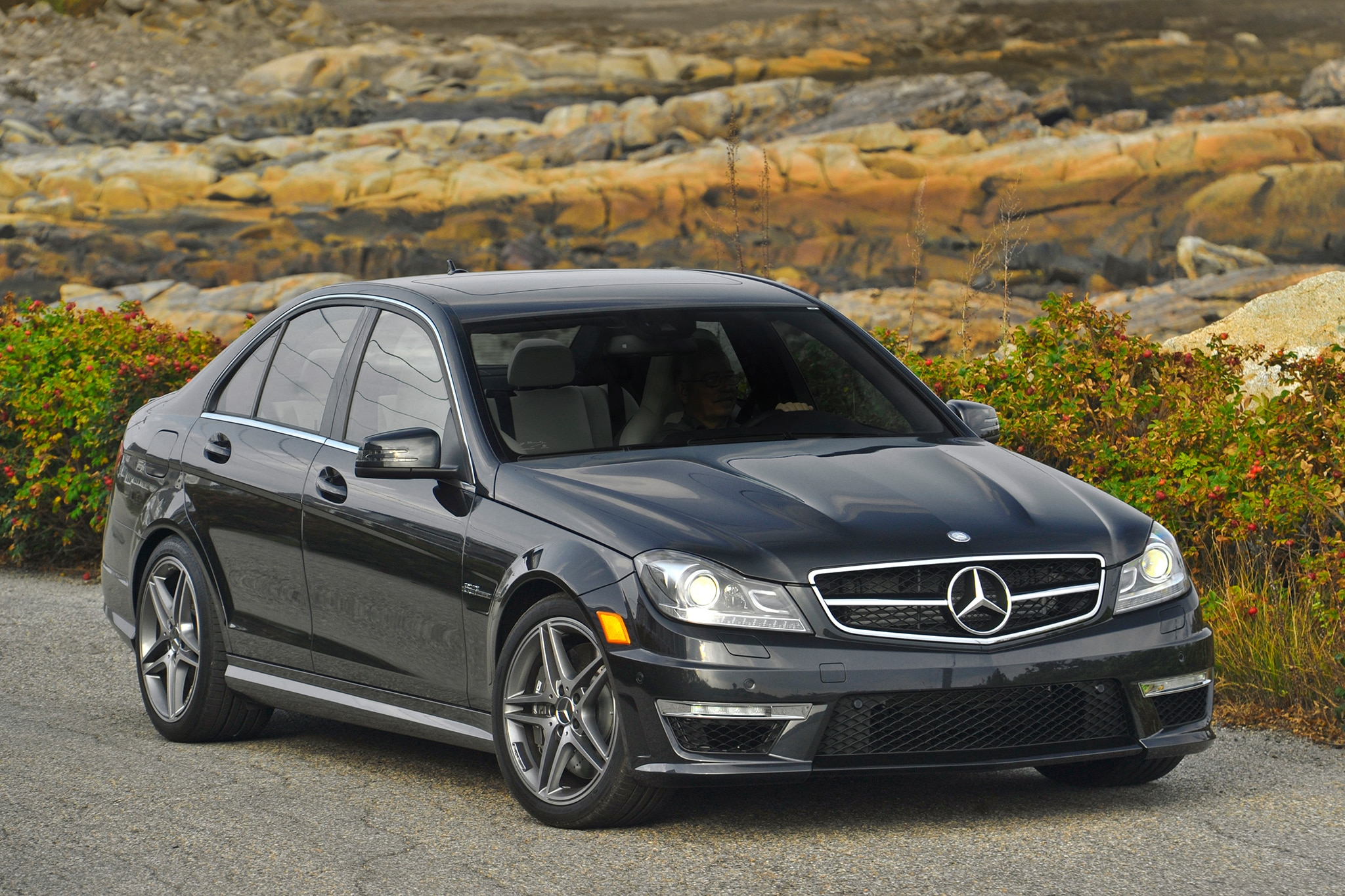 2013 mercedes benz c300 4matic gains power economy m for 2013 mercedes benz c class c300