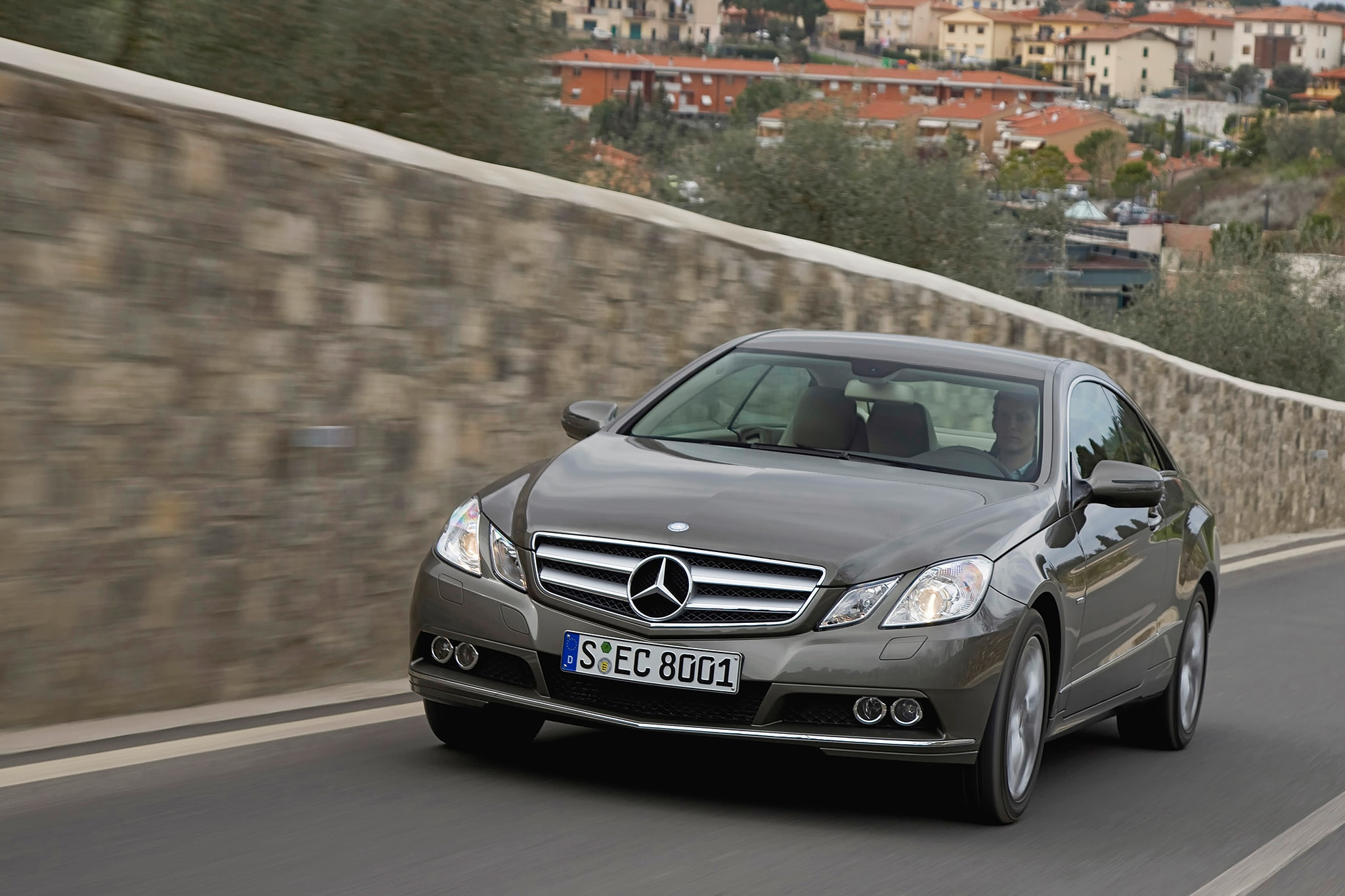 2014 mercedes benz e class first look automobile magazine for 2013 mercedes benz e class sedan