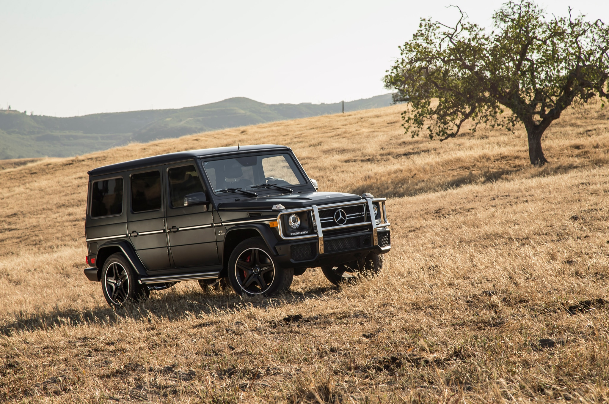 First Drive 2013 Mercedes Benz G63 Amg Automobile Magazine