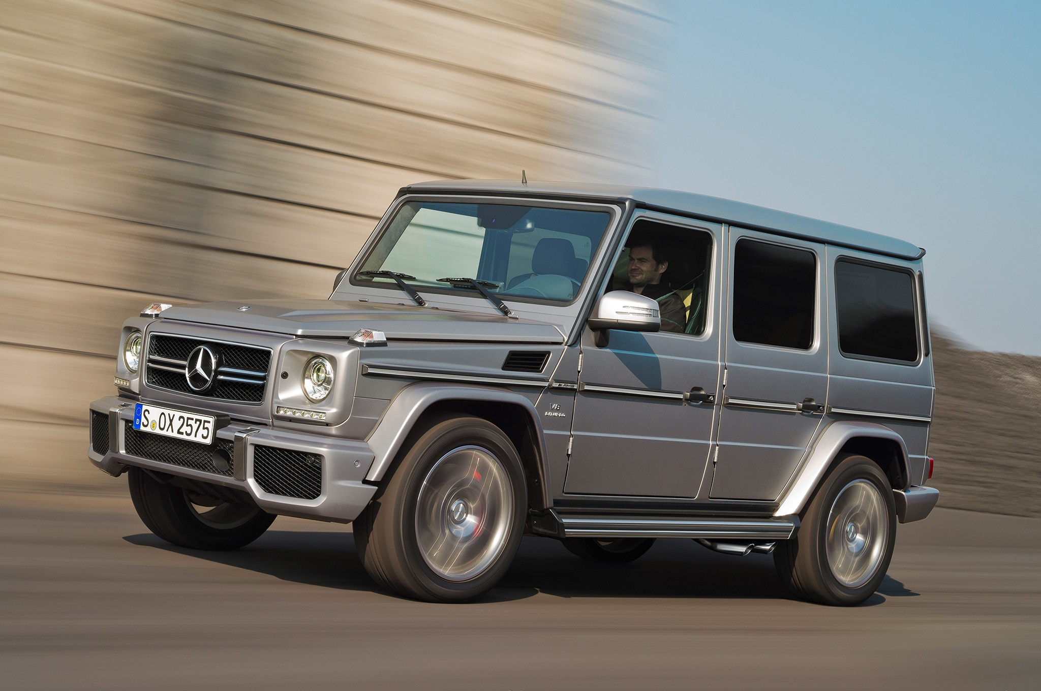 Mercedes benz builds g63 amg 6x6 for Mercedes benz ml 350 for sale