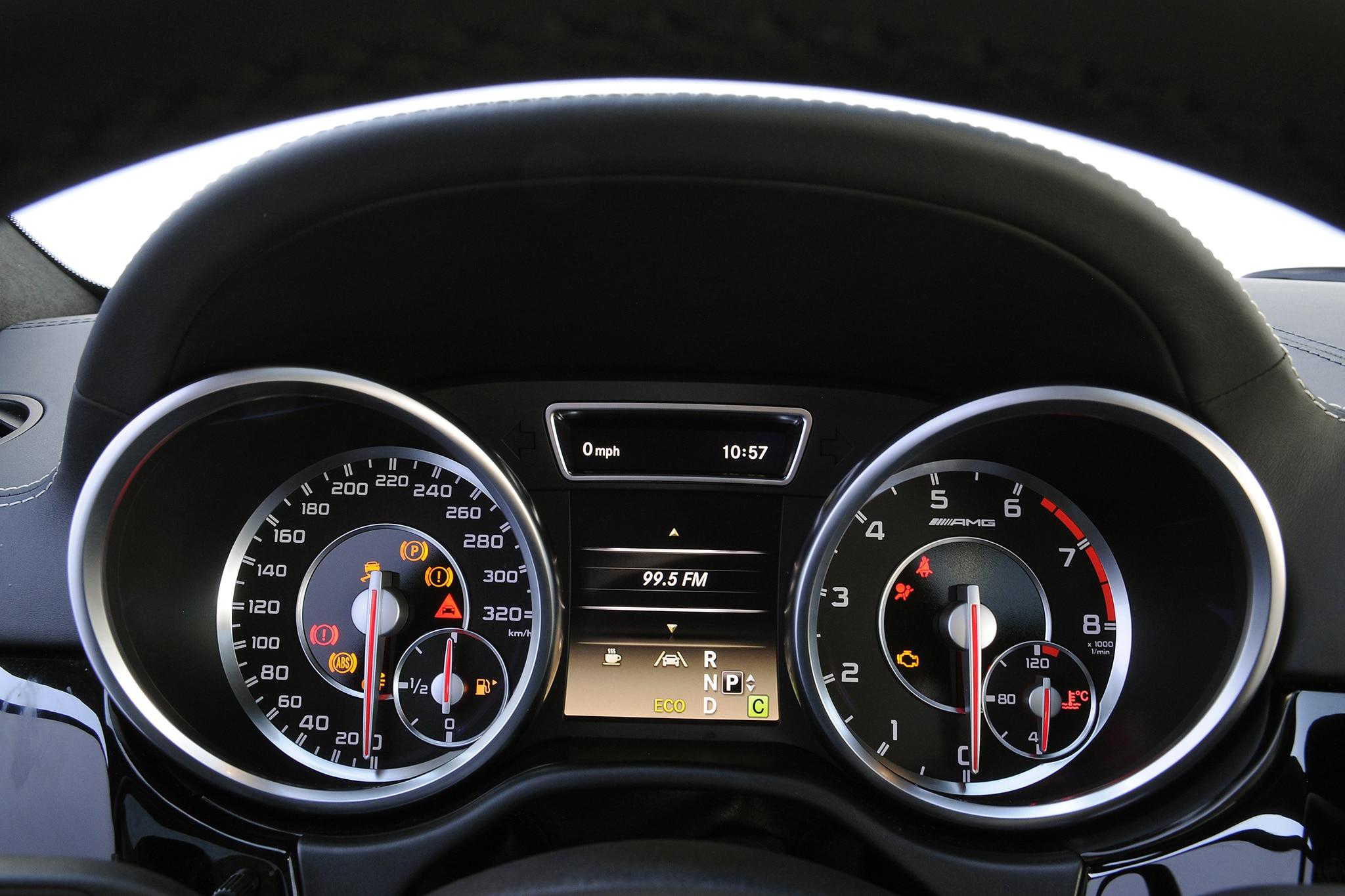 Brabus mercedes ml63 gl63 amg get 186 mph top speed