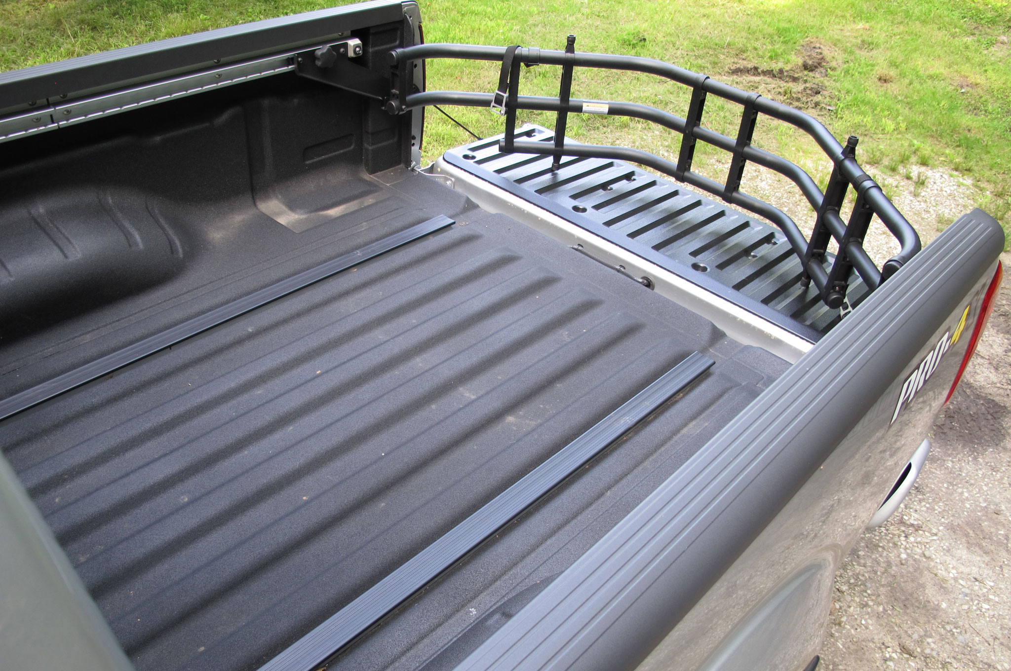 Nissan Frontier Crew Cab Long Bed X