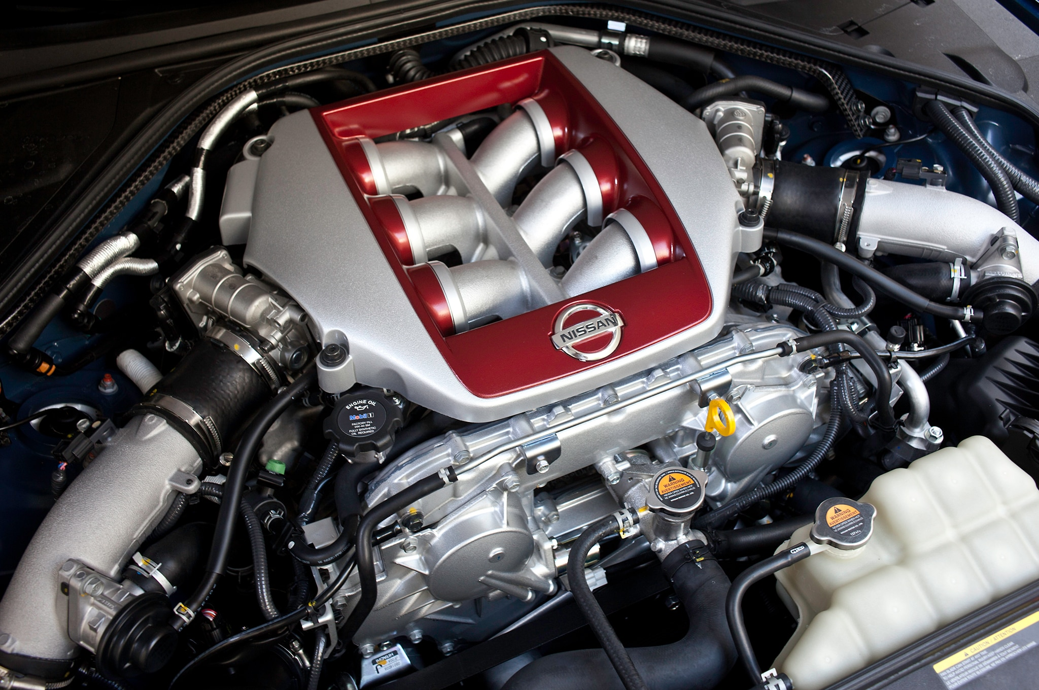 Constant Refresh A Look at the Nissan GTR from 2009 to 2013