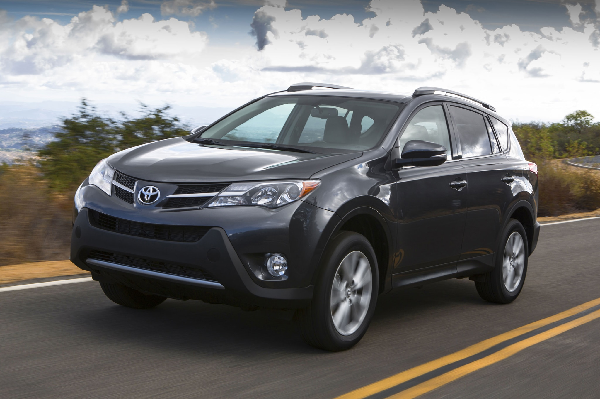 first drive 2013 toyota rav4 automobile magazine. Black Bedroom Furniture Sets. Home Design Ideas