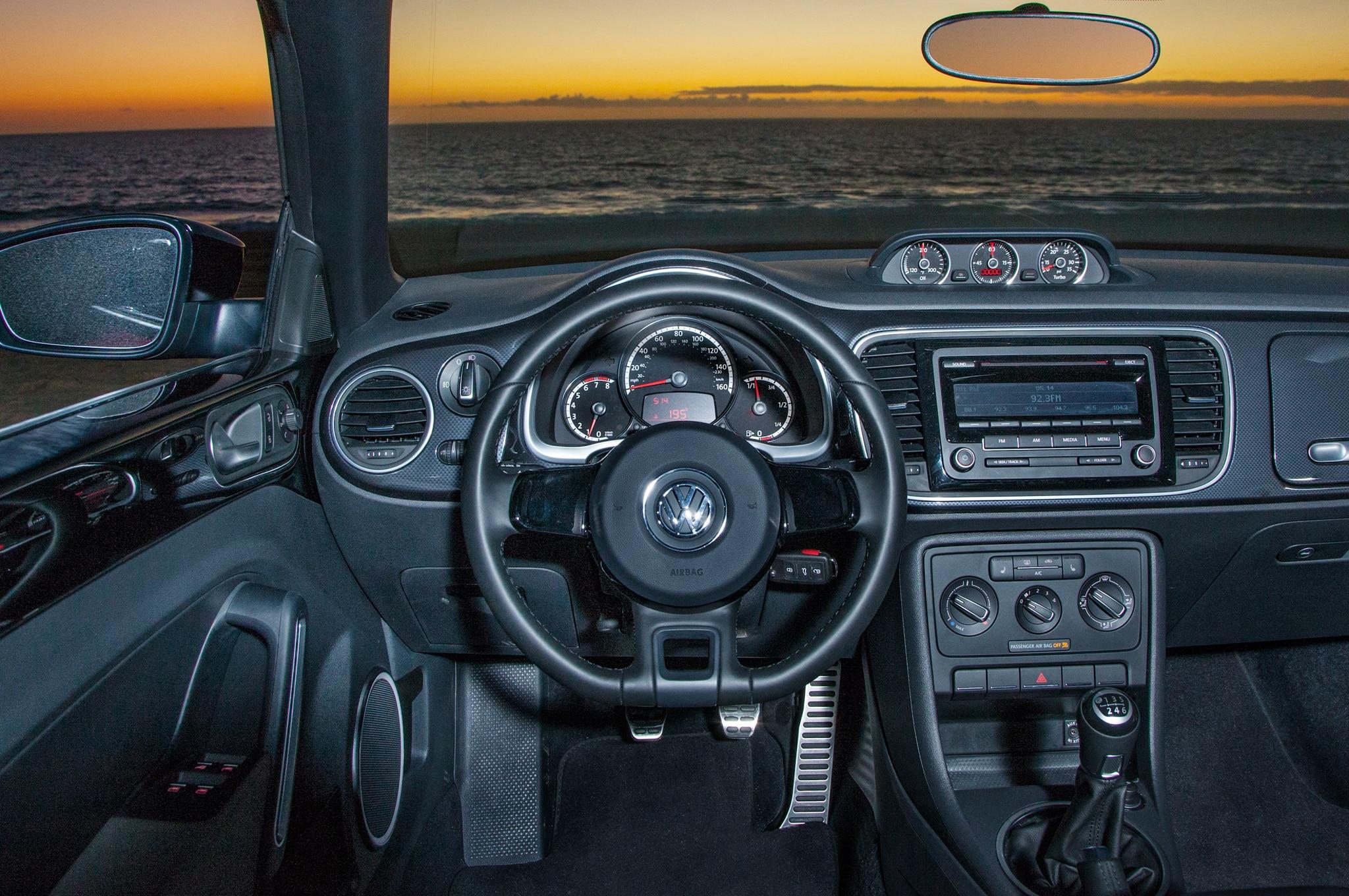 volkswagen beetle gsr    convertible   automobile magazine