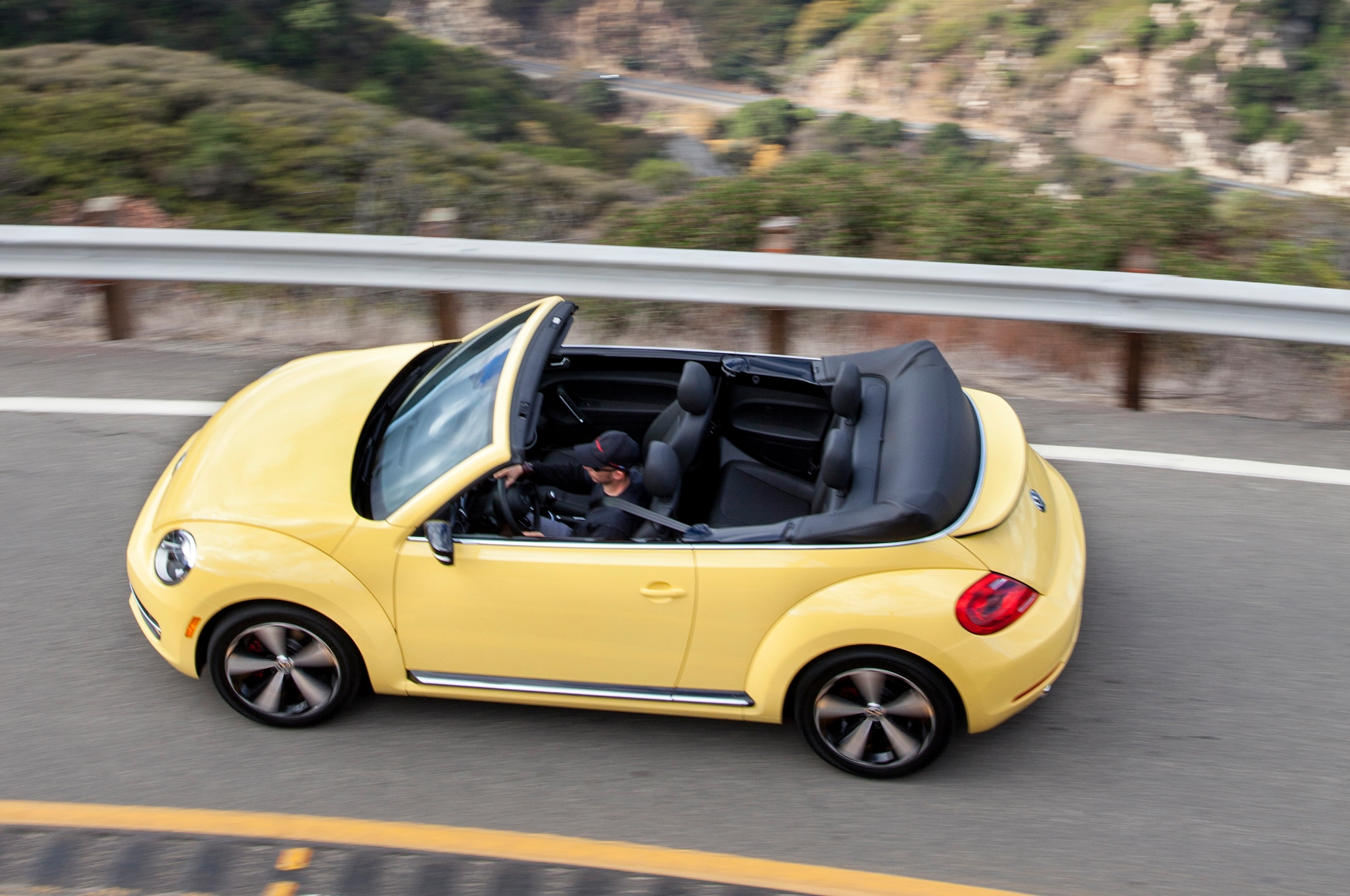2013 volkswagen beetle gsr and r line convertible first look automobile magazine