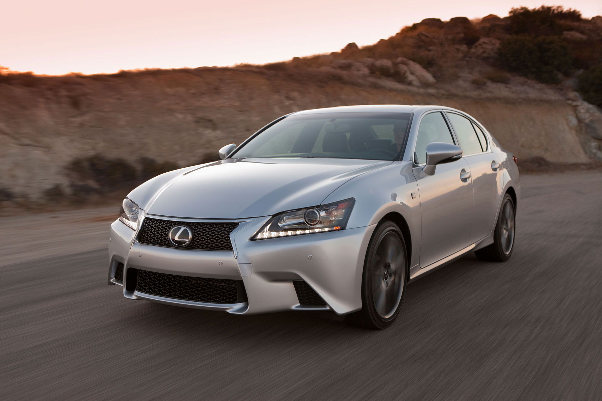Review: Lexus GS 350 AWD