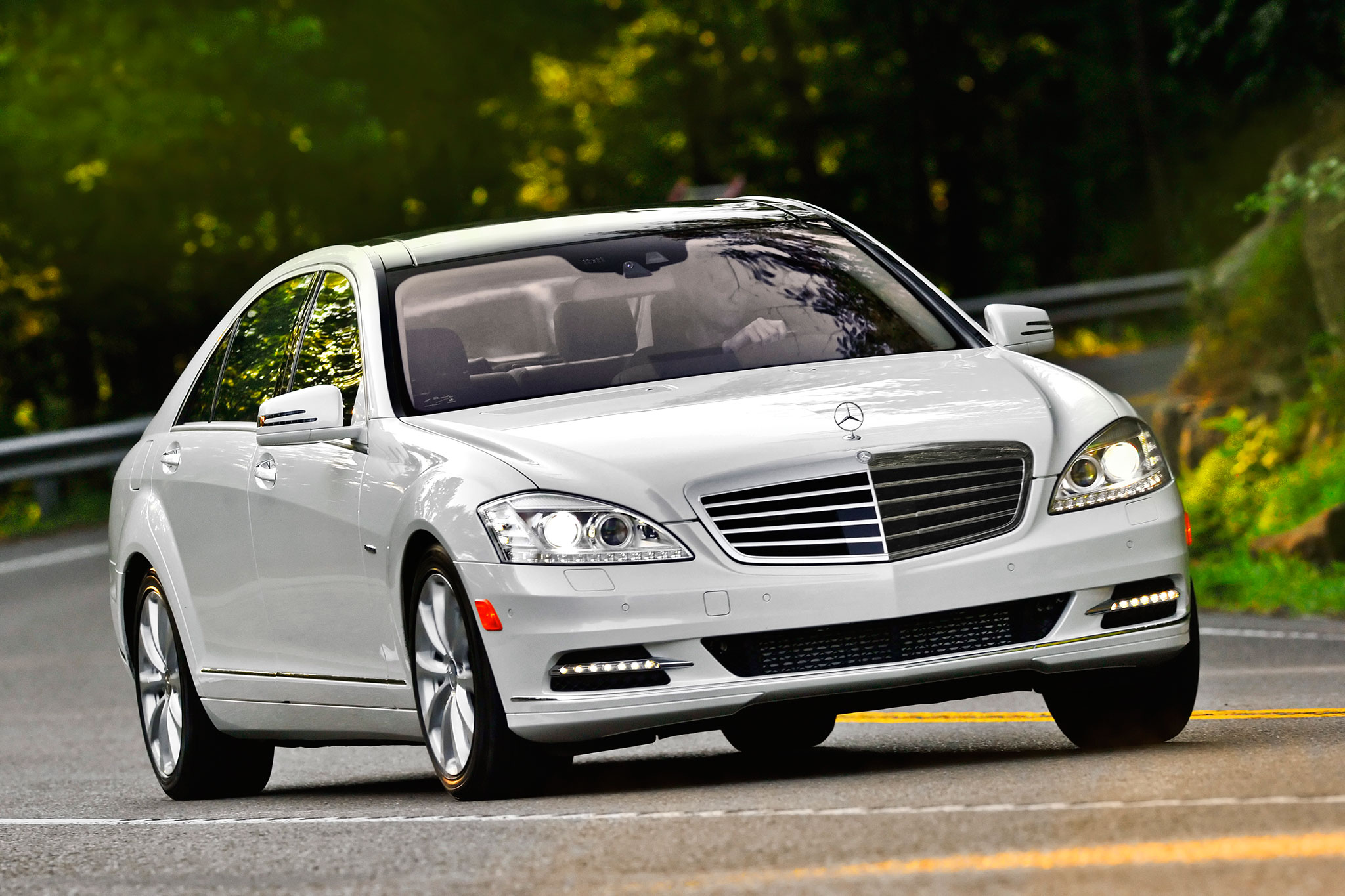 last of drive view road front side benz news mercedes