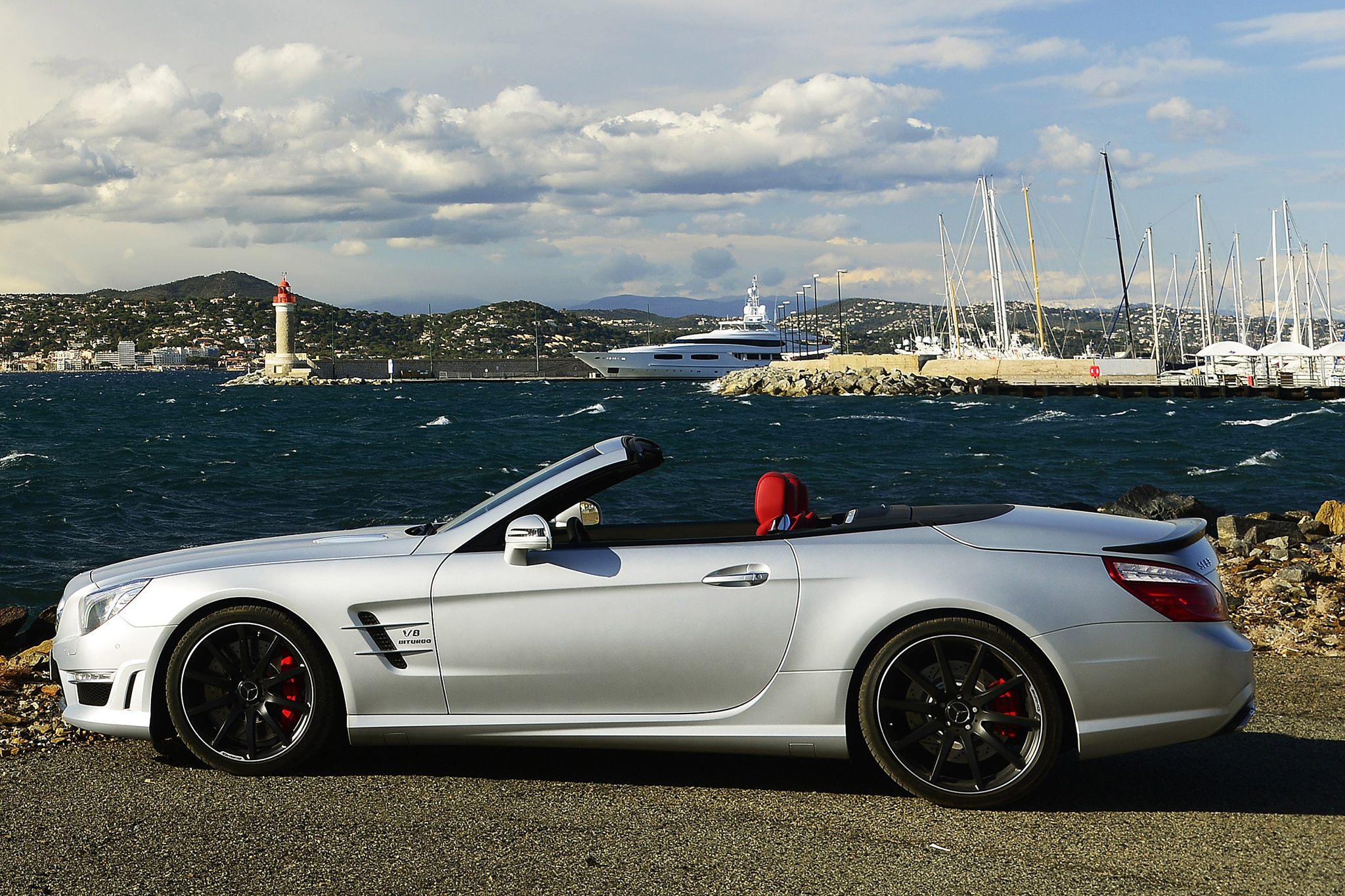 2013 mercedes benz sl550 first drive automobile magazine. Black Bedroom Furniture Sets. Home Design Ideas