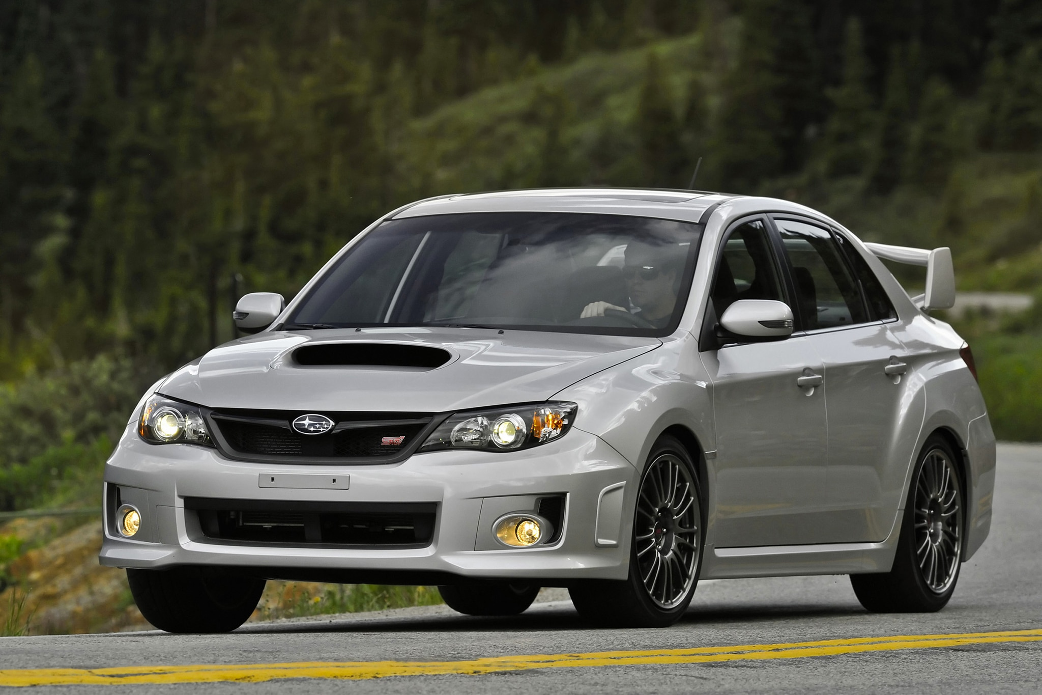 priced 2013 subaru wrx sti special edition at 35 565. Black Bedroom Furniture Sets. Home Design Ideas