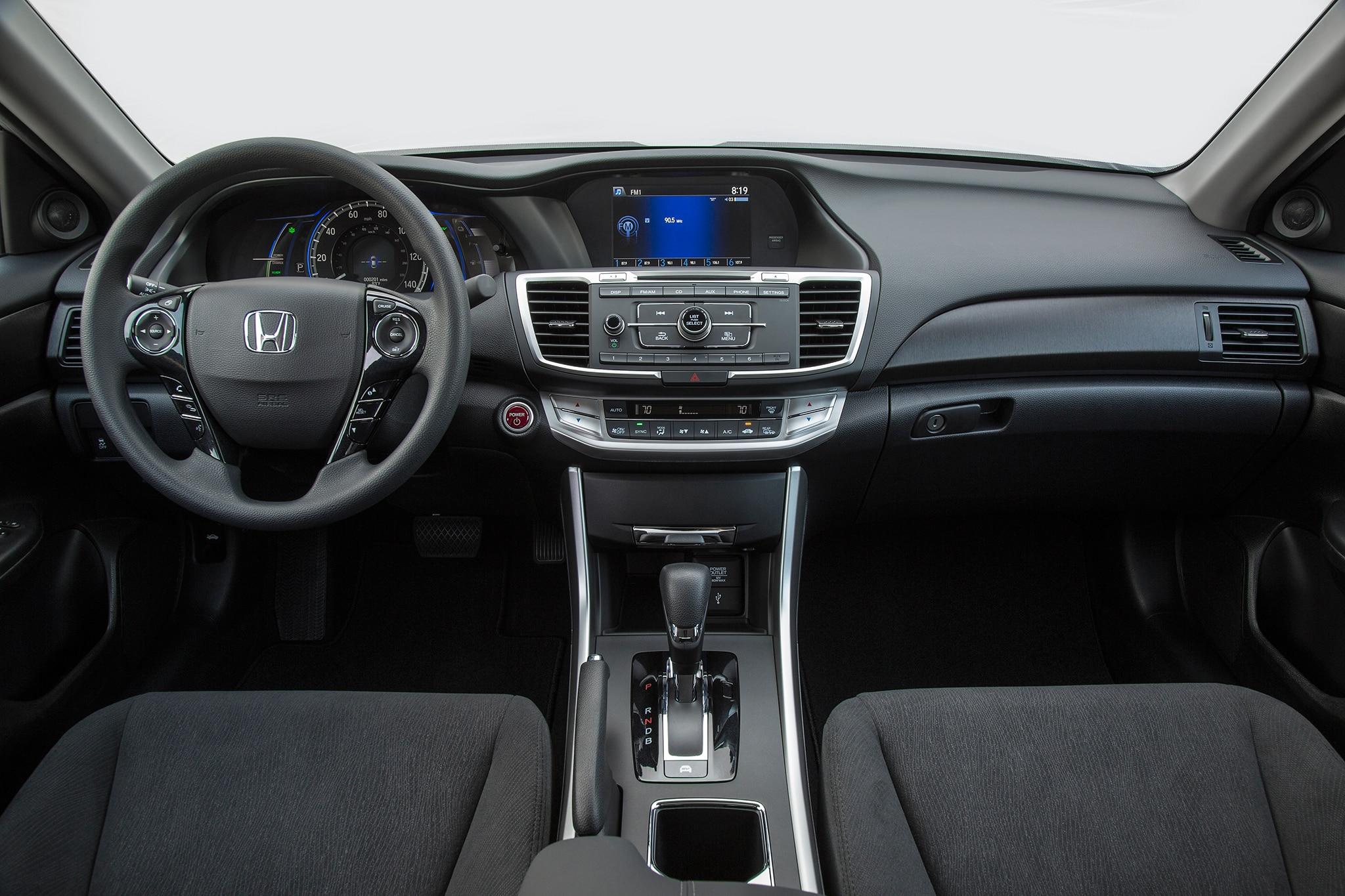 2015 Honda Accord Adds Equipment Prices Increase $150