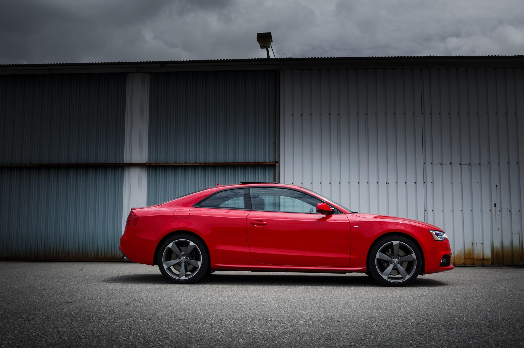 2014 Audi S5 Coupe Around The Block