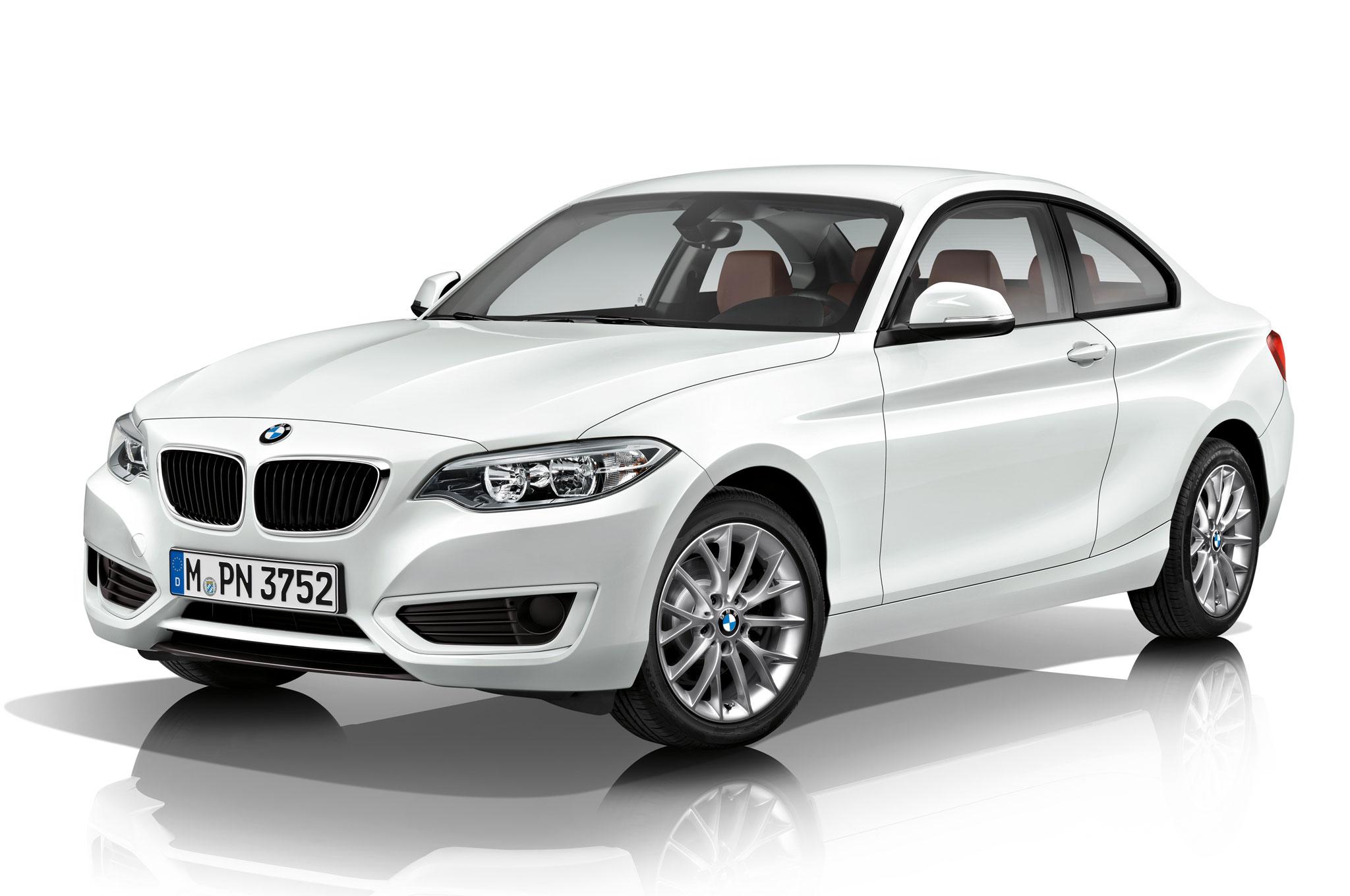 2014 BMW 2-Series
