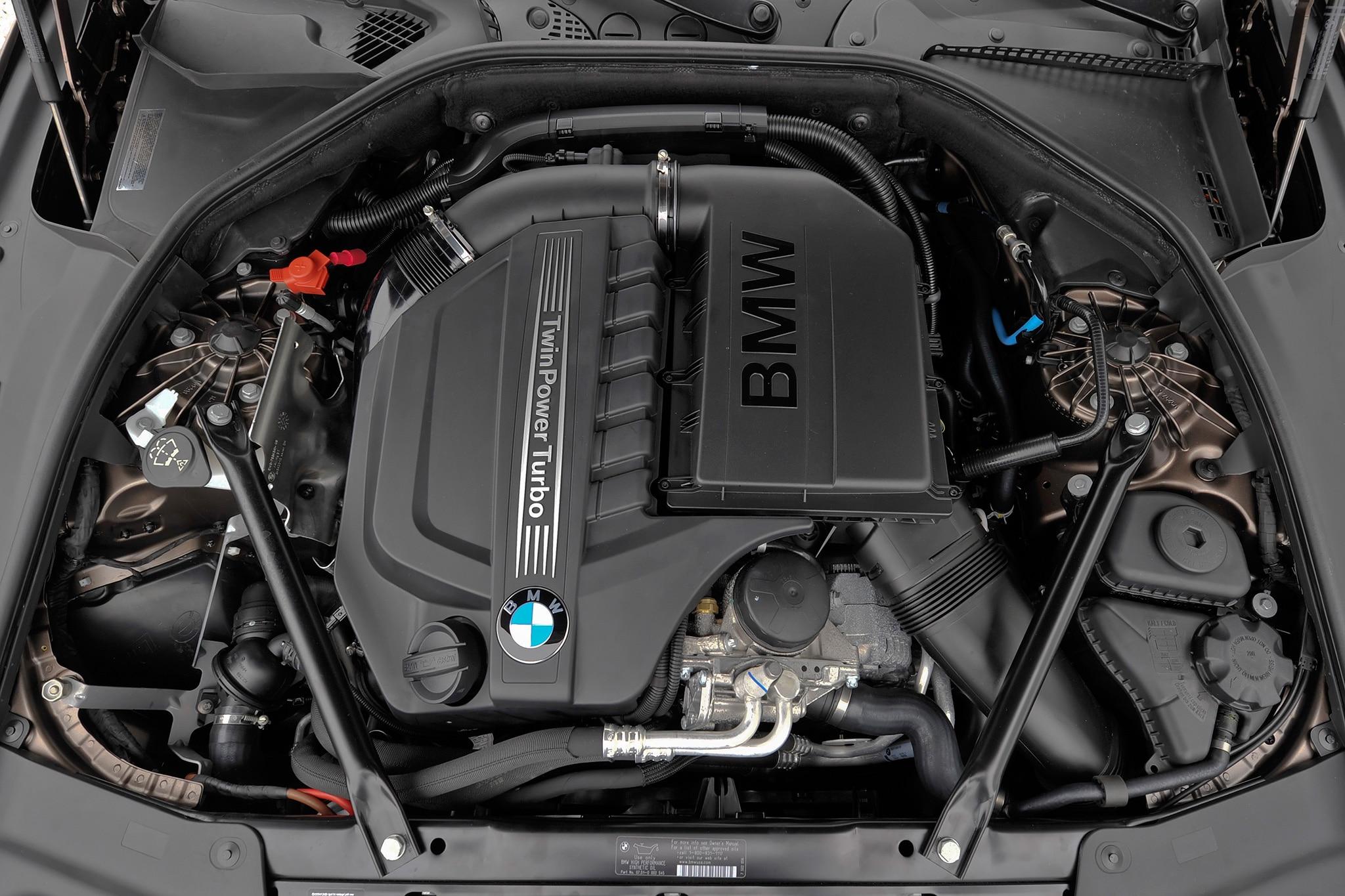 BMW Series Gains M Sport Edition - Bmw 650i engine
