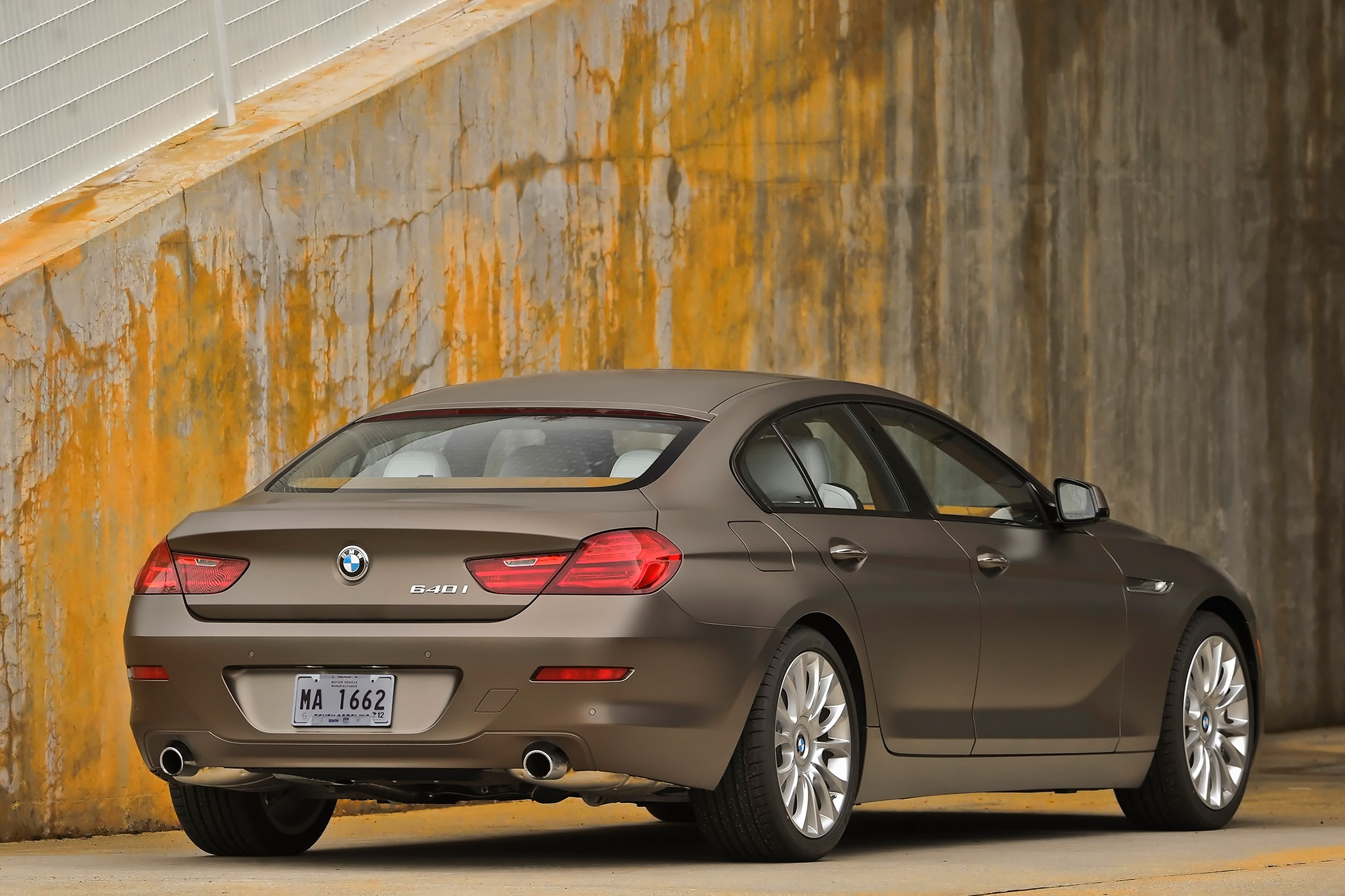 2014 bmw 6 series gran coupe. Cars Review. Best American Auto & Cars Review
