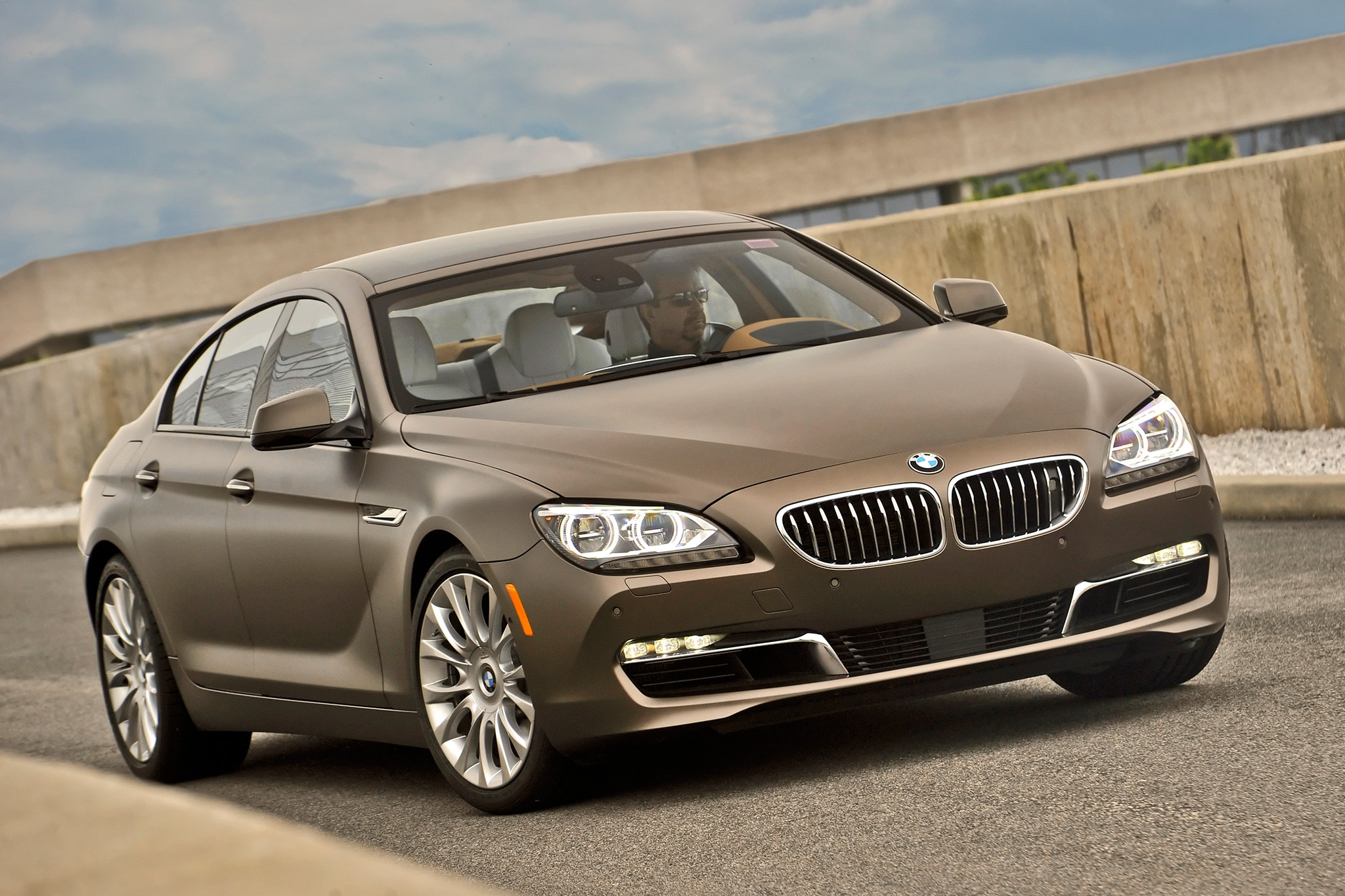 2014 bmw 6 series - photo #12