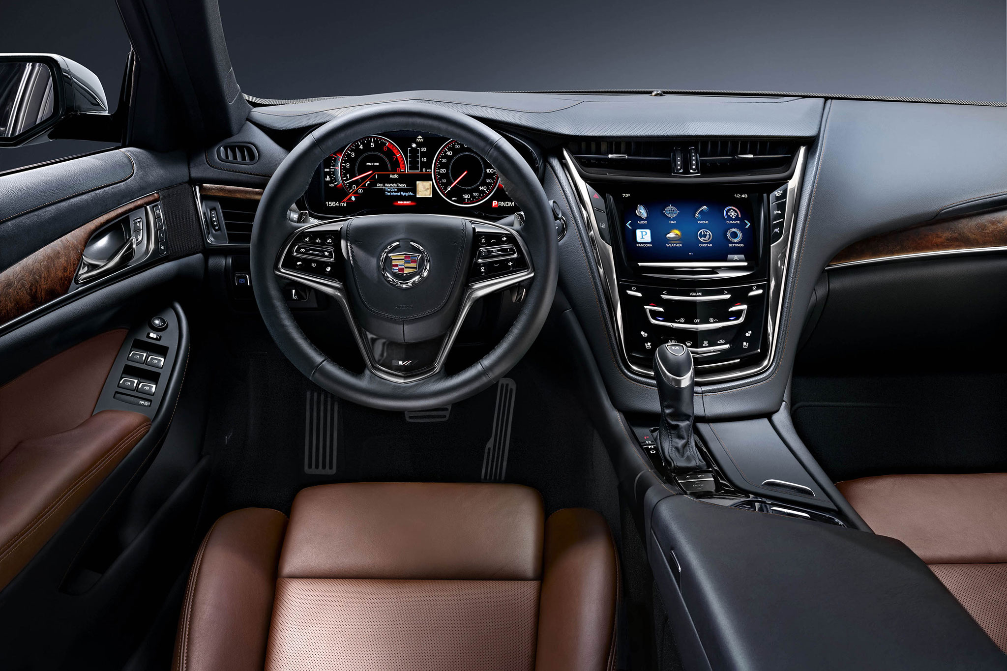 2014 cadillac cts vsport first drive automobile magazine 2014 cadillac cts 18222 sciox Images