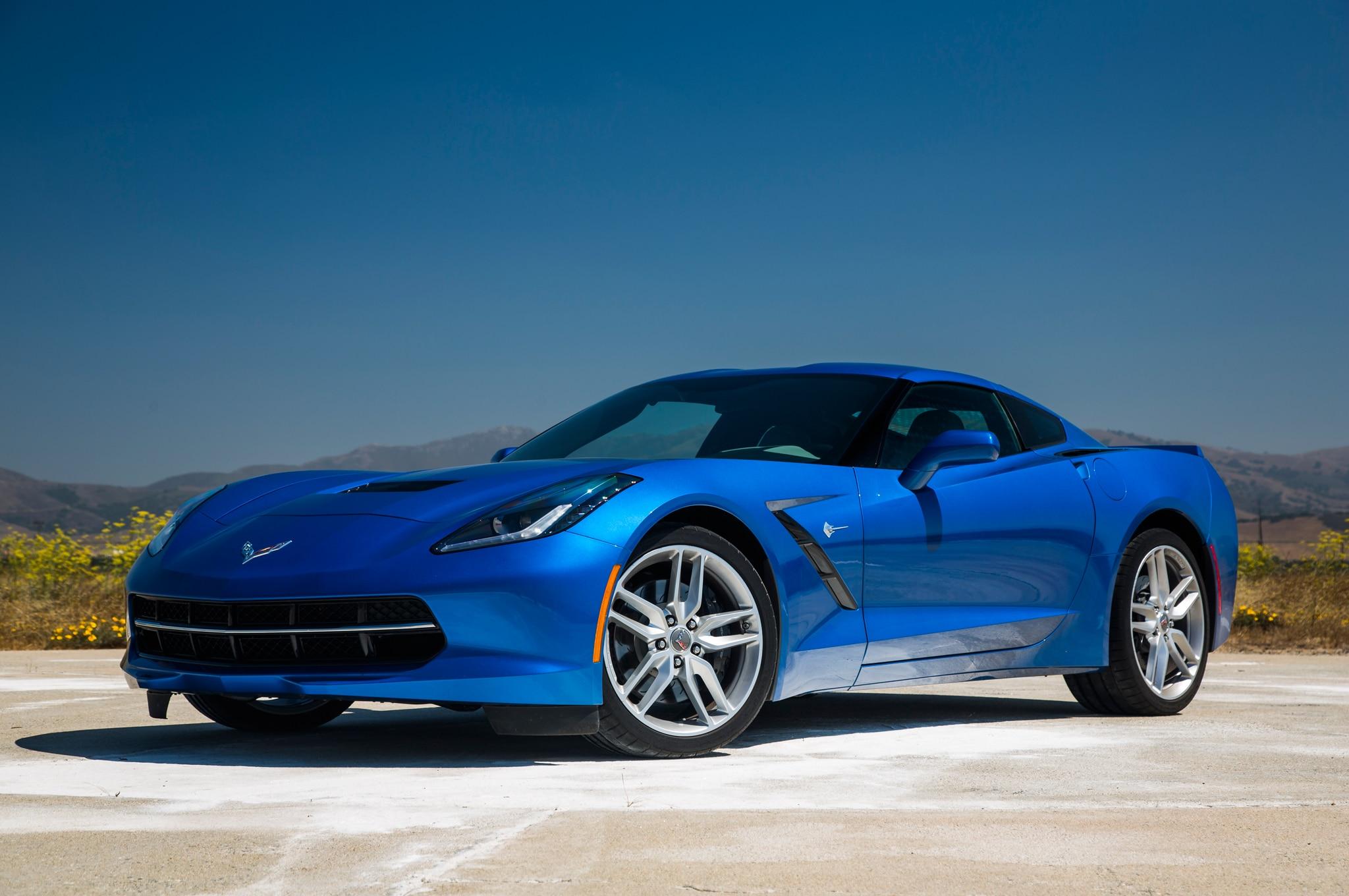 2014 chevrolet corvette stingray z51 - Corvette 2015 Stingray Blue