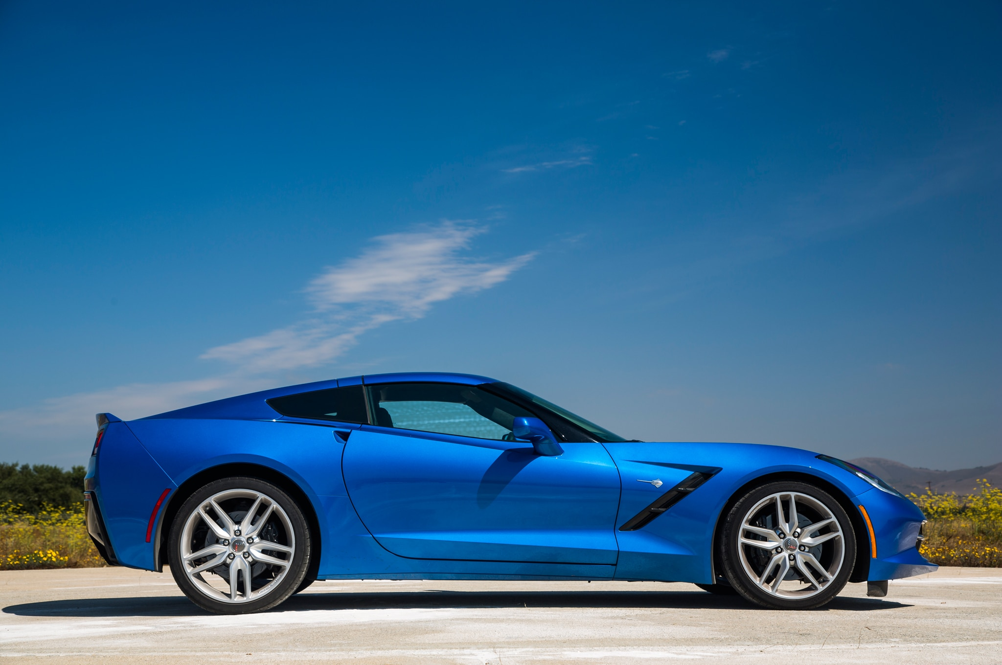 2014 corvette stingray iphone wallpaper