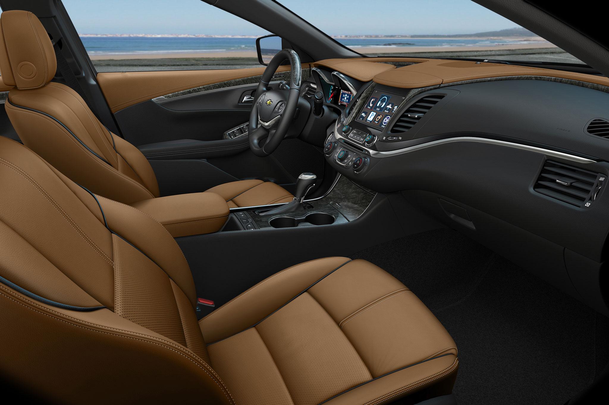 2014 chevrolet impala 2.5 1lt first drive - automobile magazine